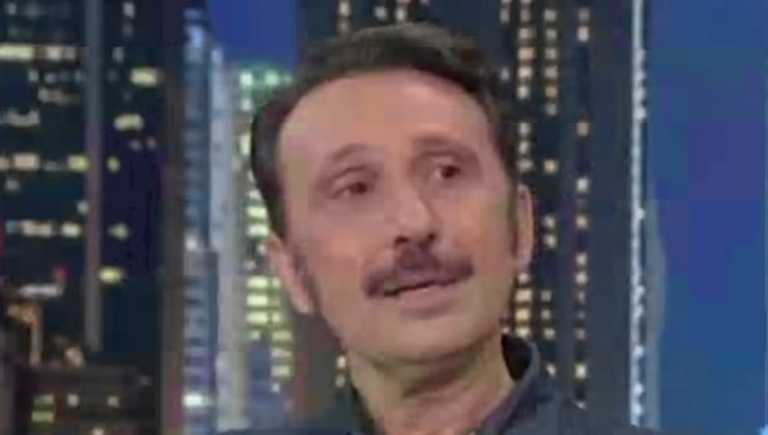 Ρένος Χαραλαμπίδης: