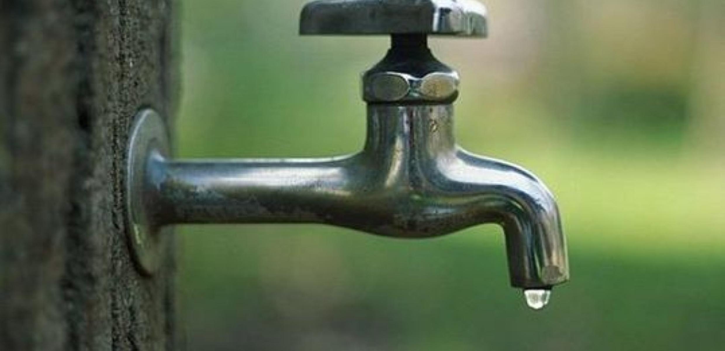 Διακοπή νερού στο Κρυονέρι τη Μεγάλη Τρίτη