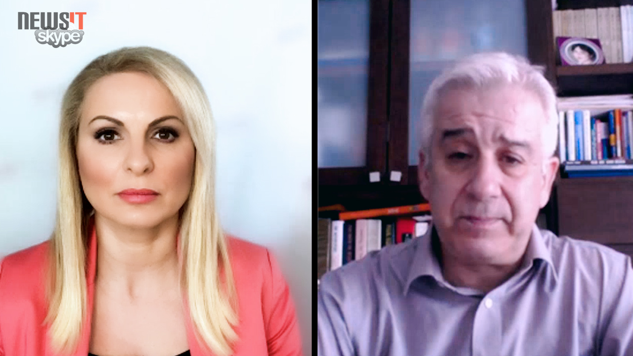 Κωνσταντίνος Υφαντής στο newsit.gr: Τι περιμένουμε από την συνάντηση Δένδια – Ερντογάν