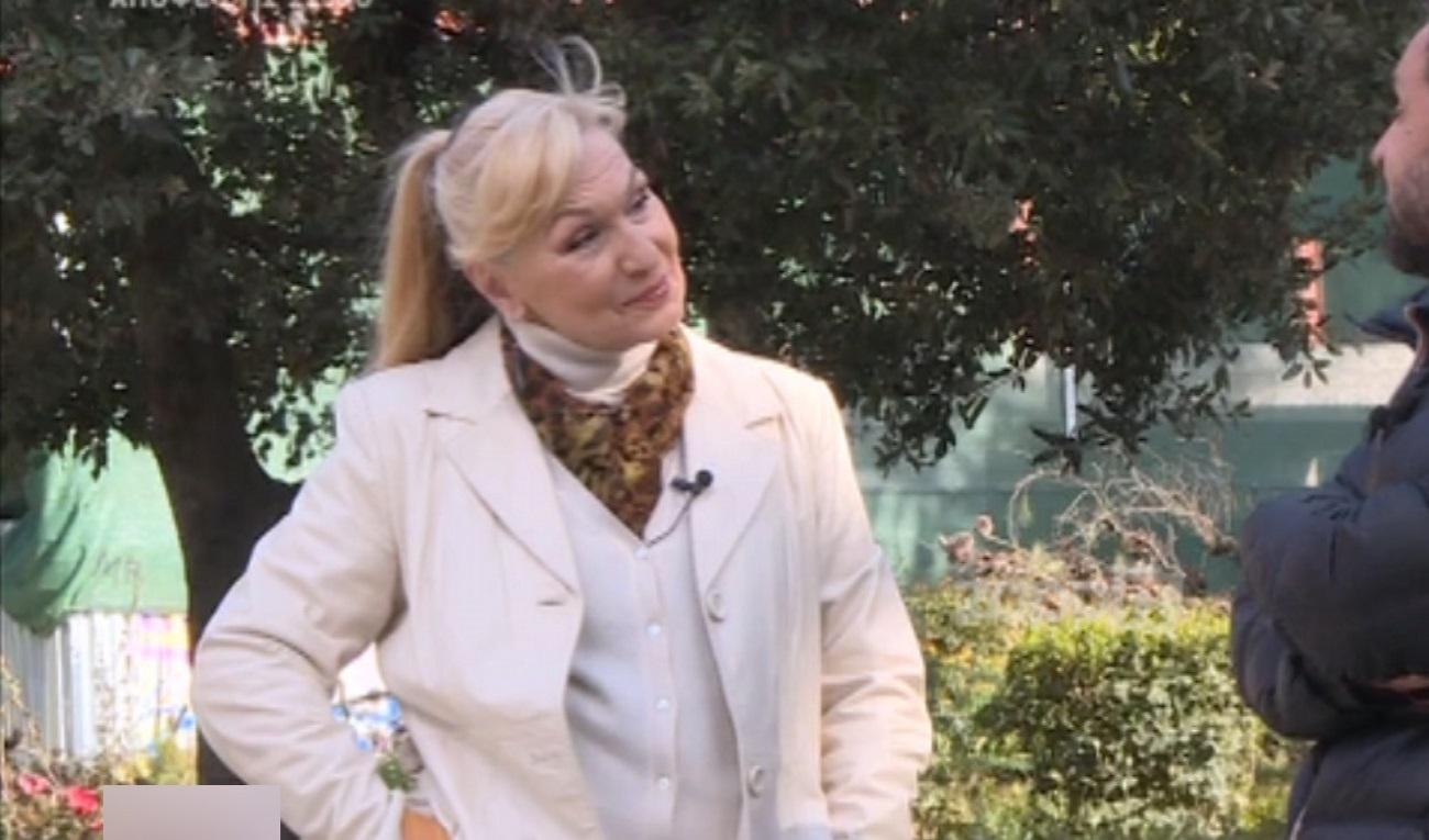 Η Σόφη Ζαννίνου εξομολογείται για τον Θανάση Βέγγο: «Ήταν σαν δεύτερος πατέρας μου»