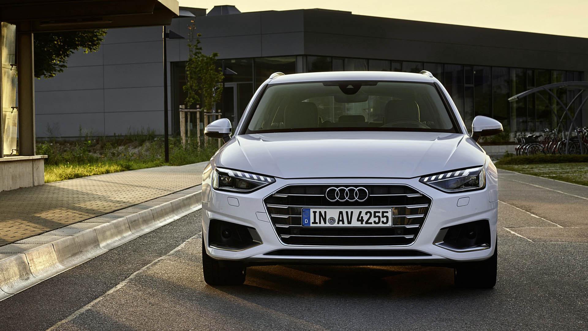 Audi: Με συμβατικούς και ηλεκτρικούς κινητήρες η νέα γενιά A4