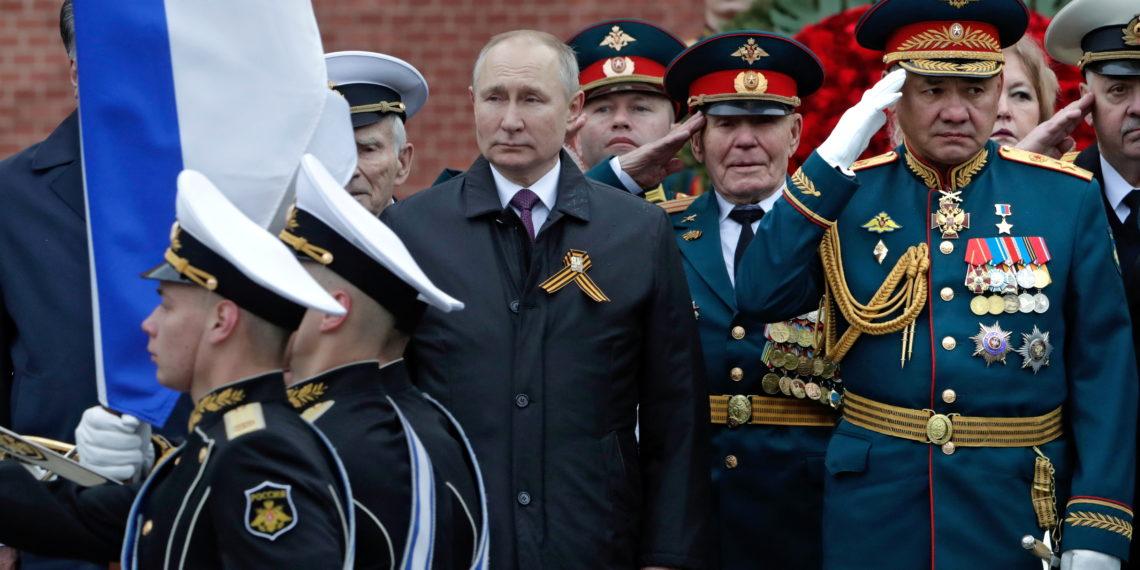 Η Ρωσία φοβάται το NATO και δημιουργεί 20 στρατιωτικές μονάδες «απέναντί» του