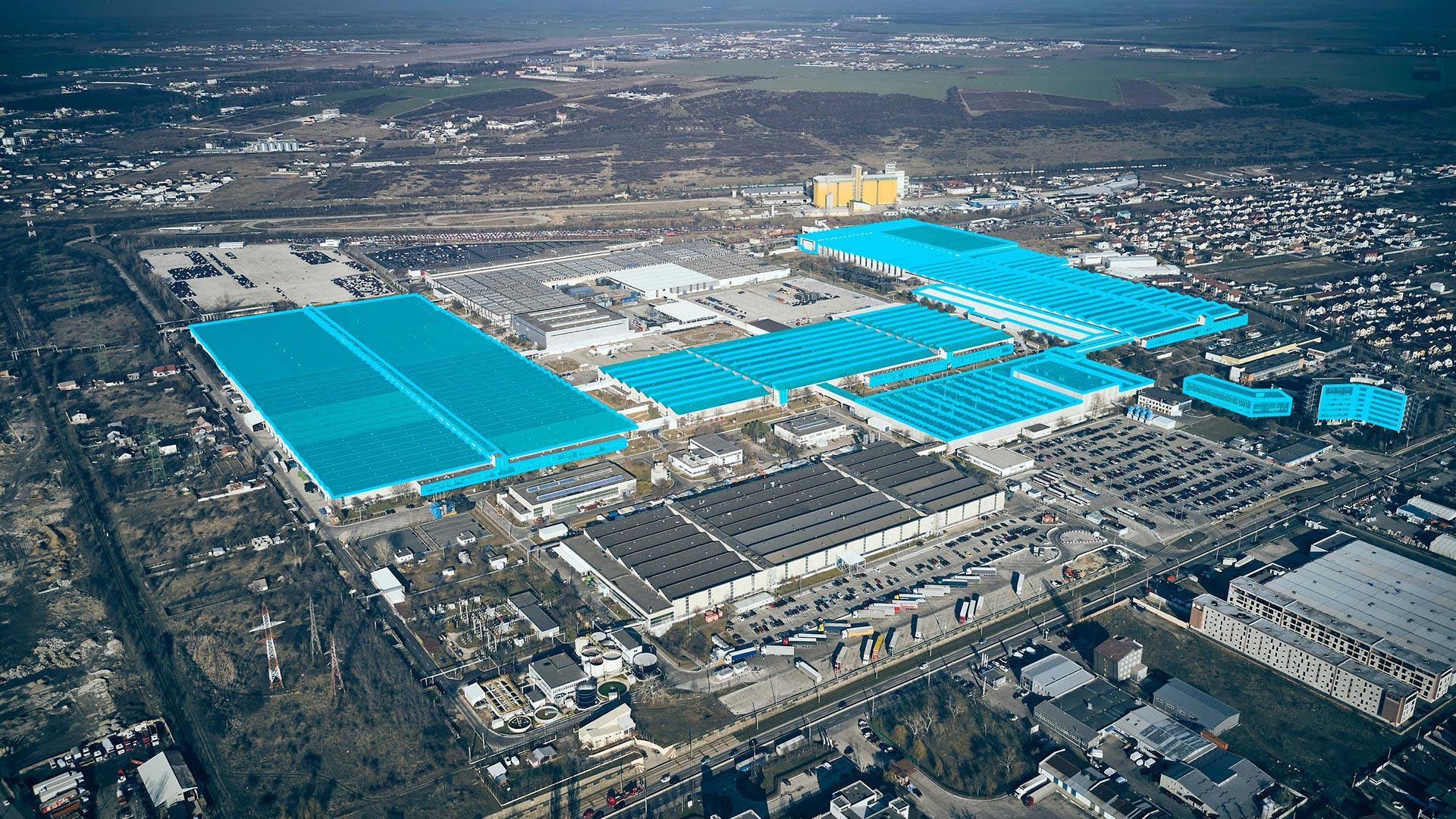 Ford: Νέες επενδύσεις στο εργοστάσιο της στη Ρουμανία