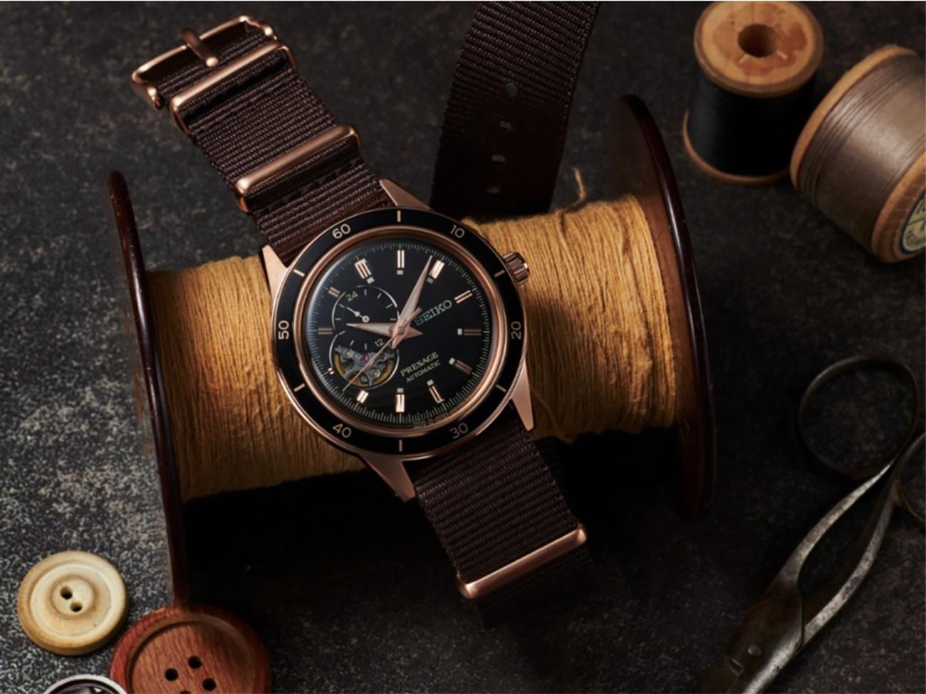 7 νέα ρολόγια από την Seiko που εκτός από όμορφα είναι και πολύ προσιτά