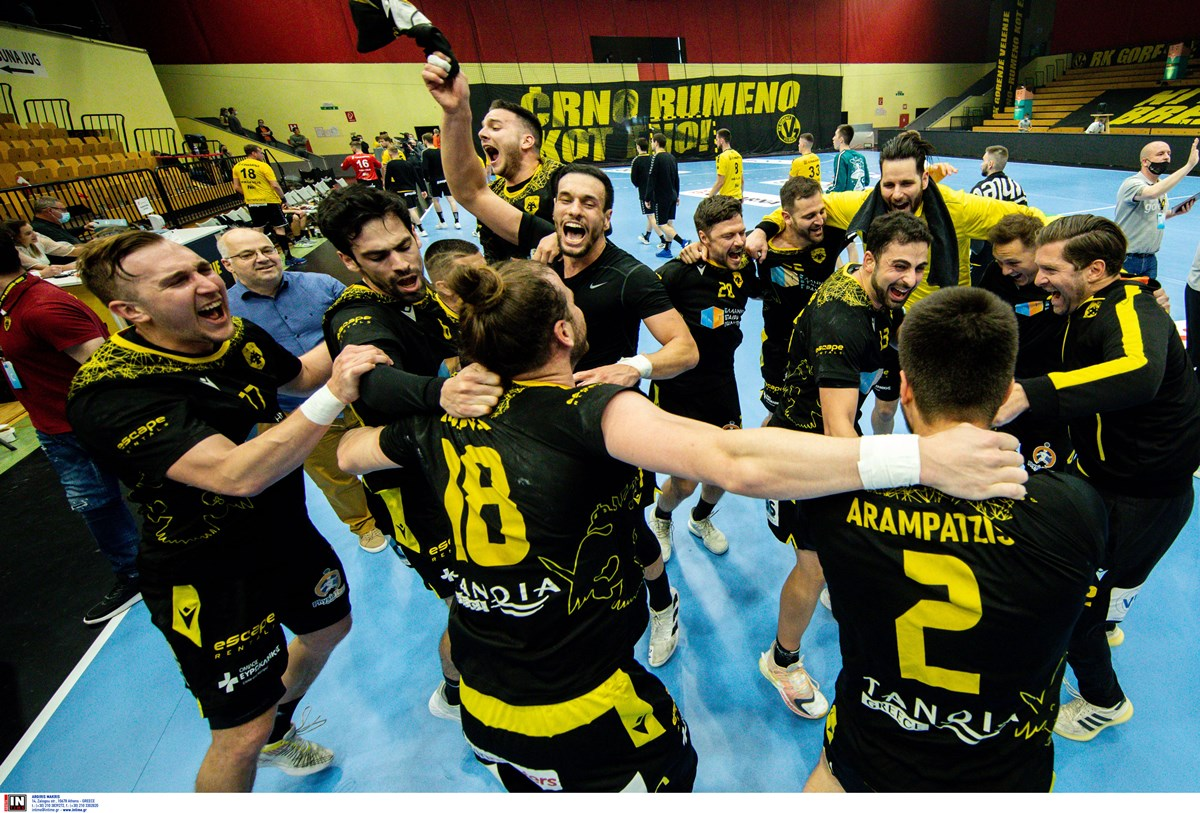 ΑΕΚ: Συμφωνία με ΟΑΚΑ για τον ευρωπαϊκό τελικό στο χάντμπολ