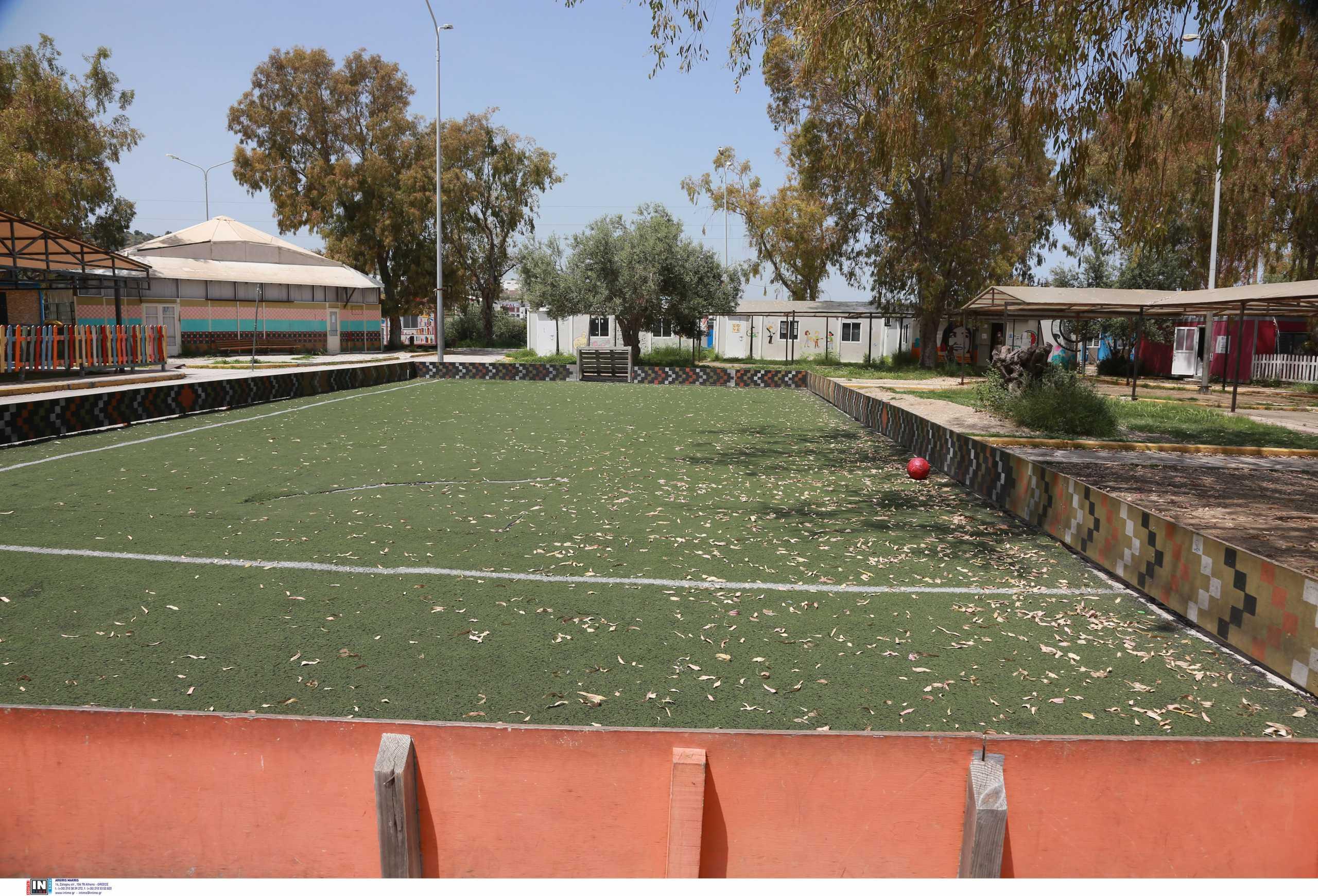 Έκλεισε και επισήμως το κέντρο μεταναστών στο Καρά Τεπέ – «Σημαντικό βήμα στην εθνική προσπάθεια αποσυμφόρησης των νησιών»