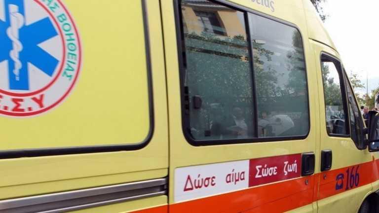 Ηράκλειο: Τροχαίο με σοβαρό τραυματισμό 19χρονου