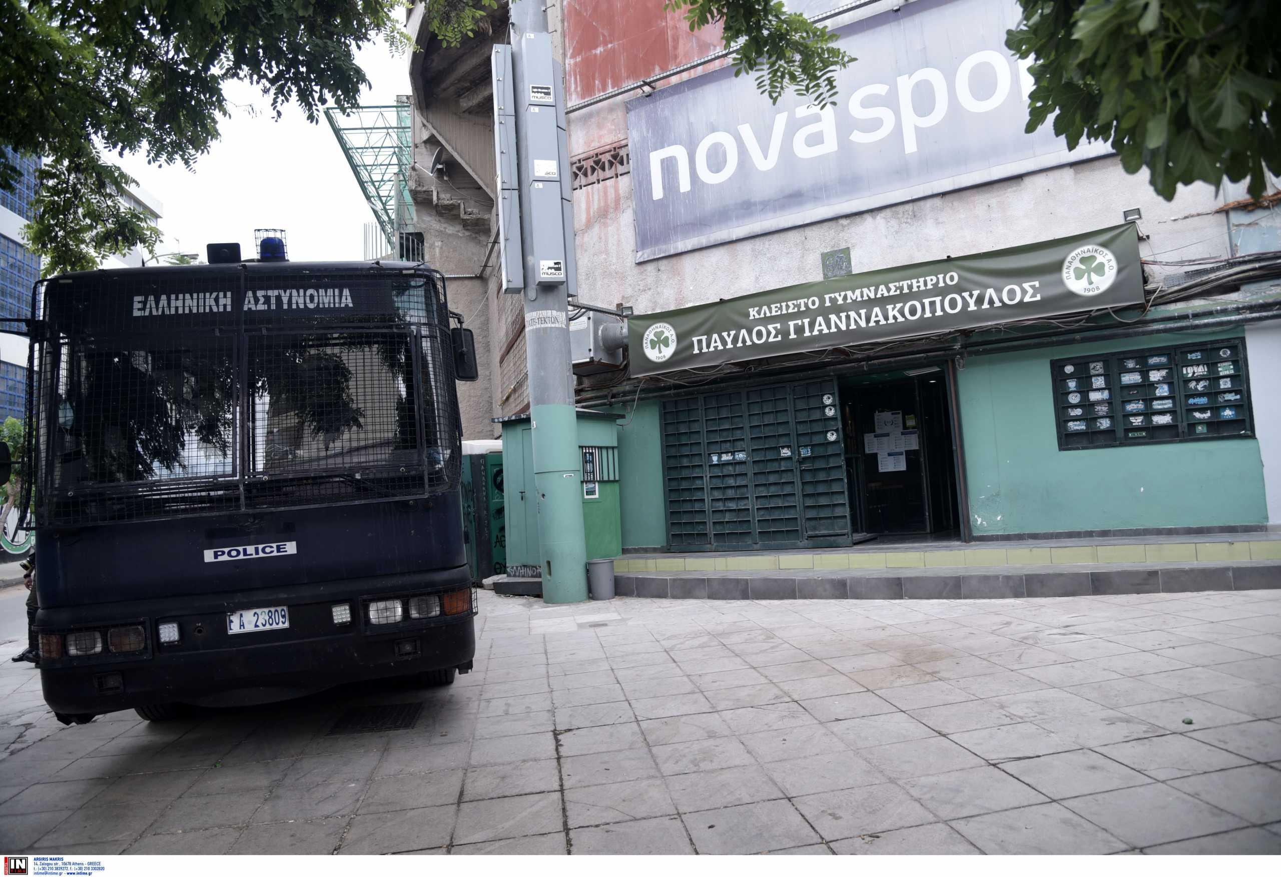Εκλογές ΕΟΚ: Αστυνομικές δυνάμεις γύρω από την Λεωφόρο παρά την αναβολή