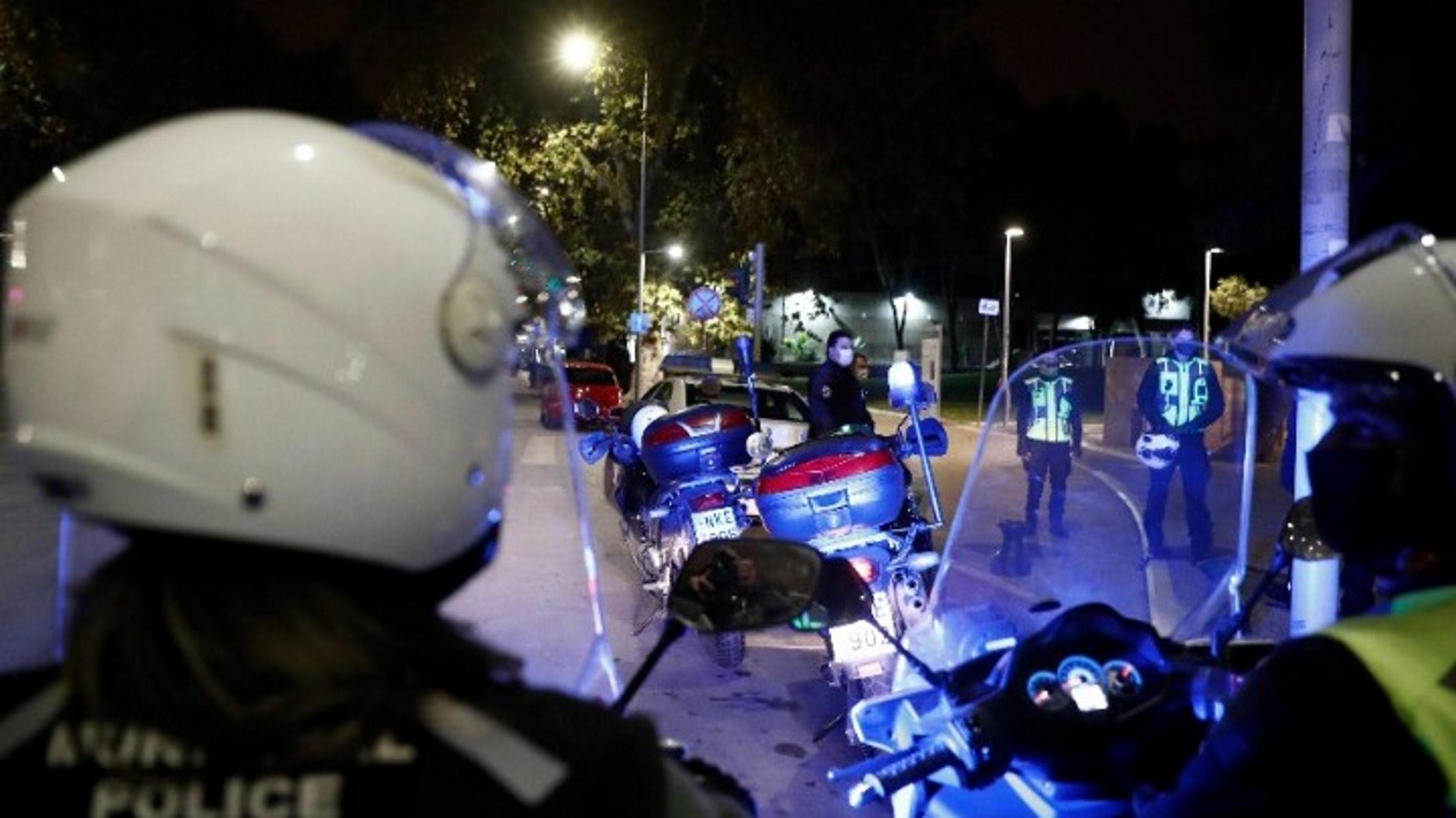 Καστρίτσι Αχαΐας: Πέταξαν πέτρες και ξύλα σε αστυνομικούς που τους «διέκοψαν» το γλέντι