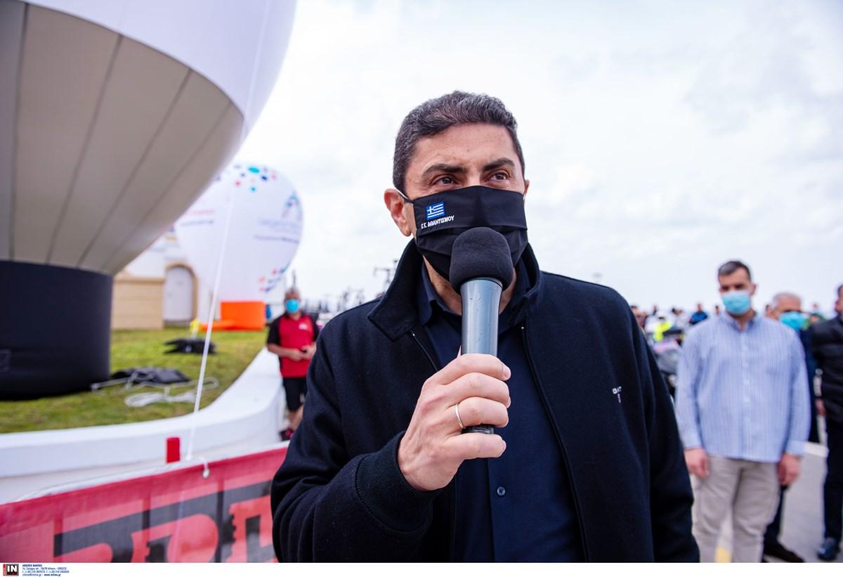 Αυγενάκης: «Επανεκκινεί συντεταγμένα το σύνολο του ερασιτεχνικού αθλητισμού»