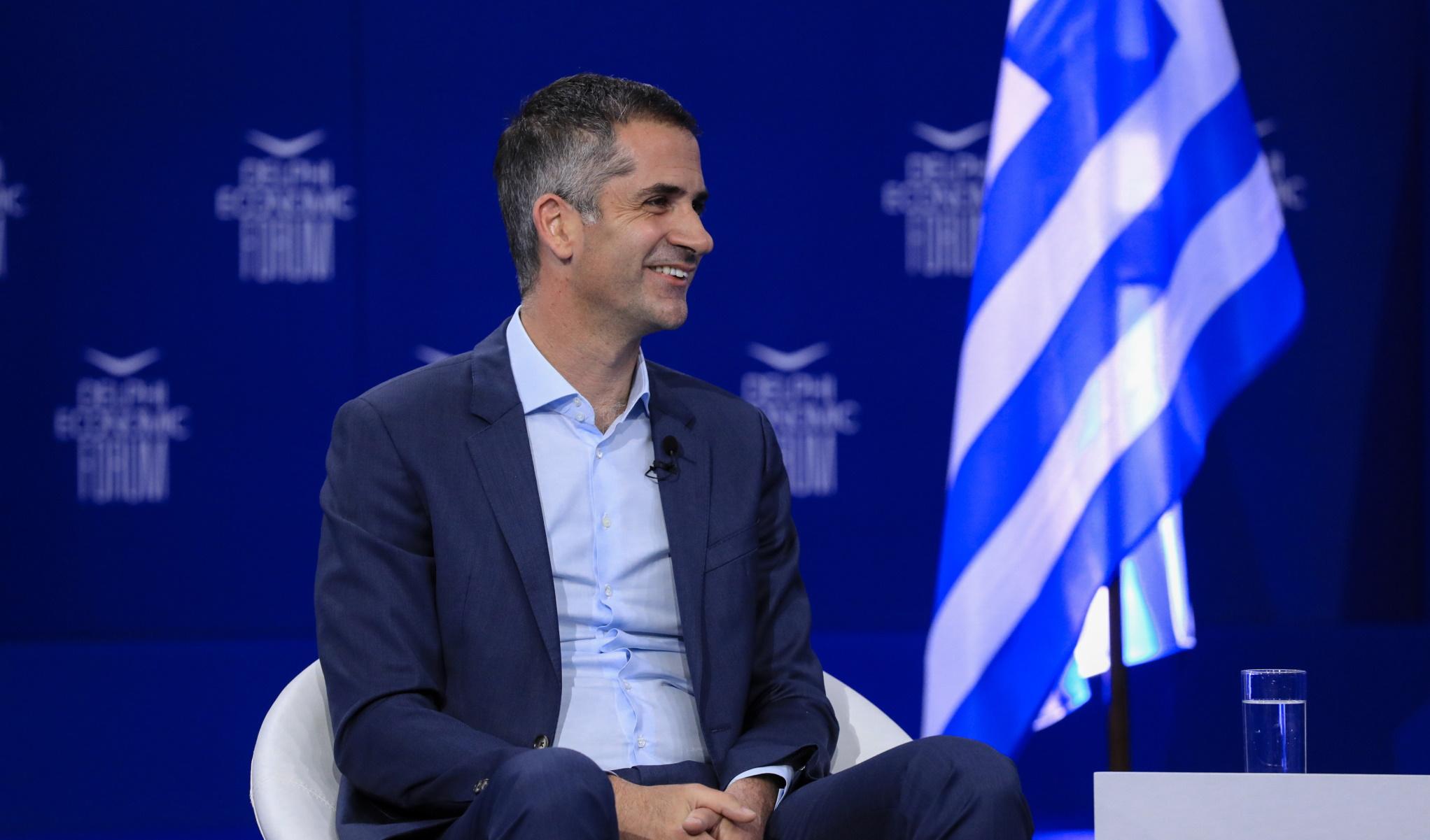 Μπακογιάννης στο 6ο Οικονομικό Φόρουμ των Δελφών: «Λίγο, λίγο η Αθήνα αλλάζει πολύ»