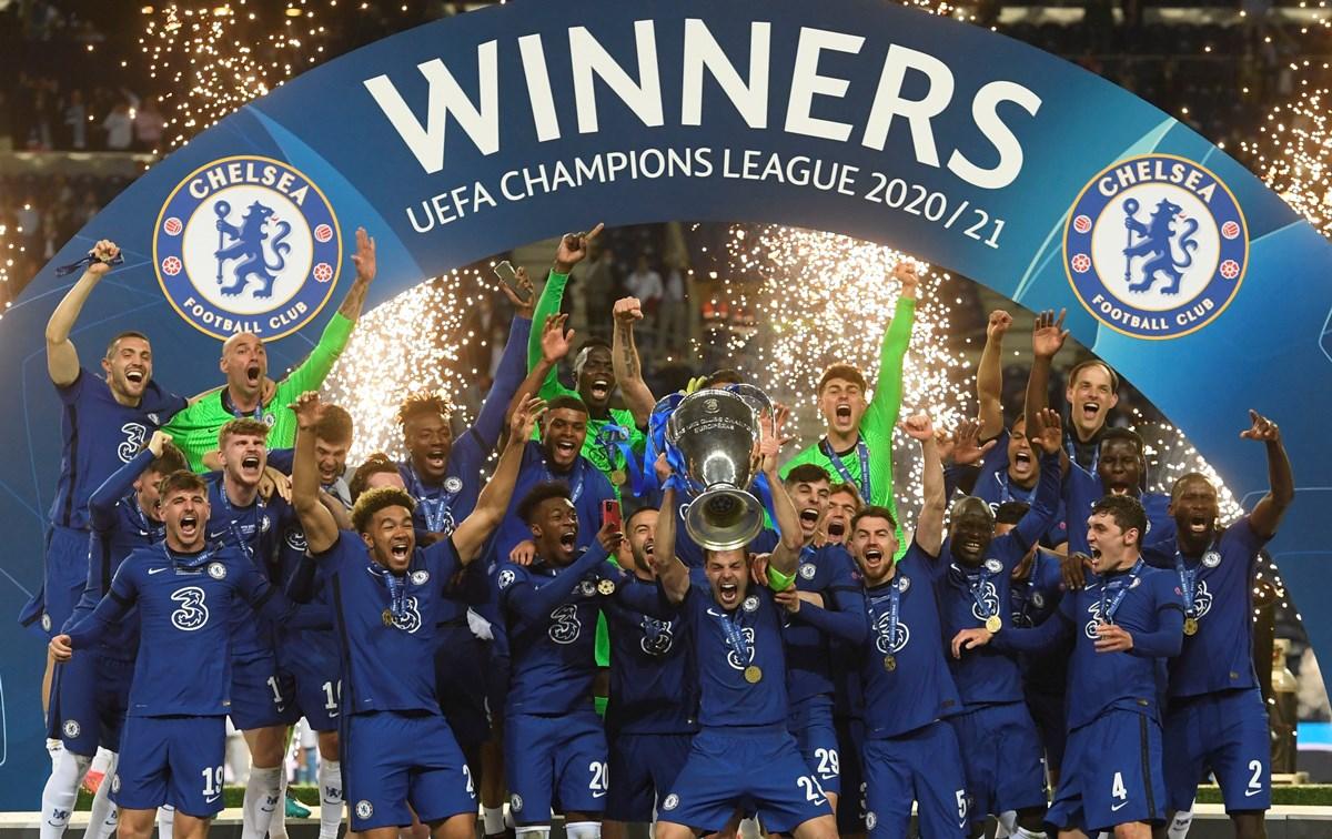 Champions League – Τσέλσι: Η απονομή της νέας πρωταθλήτριας Ευρώπης