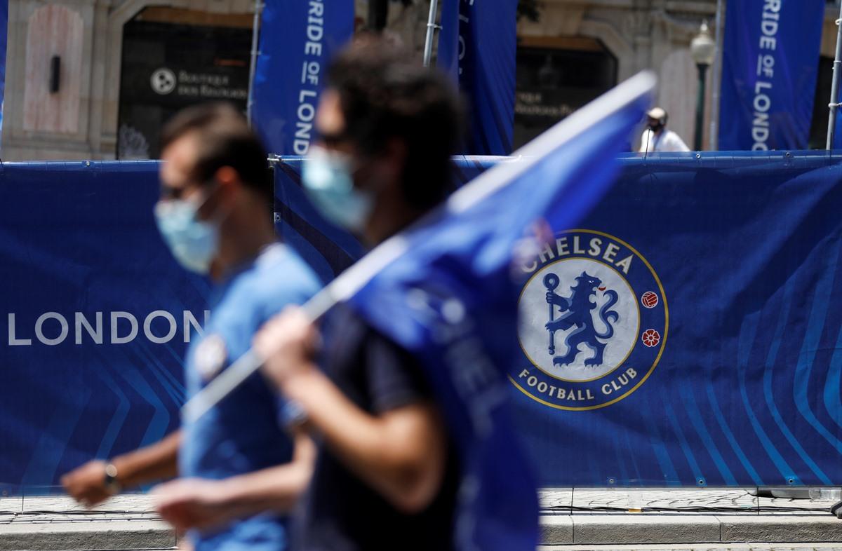 Μάθιου ΜακΚόναχι: «Καλή επιτυχία στην Τσέλσι, στον τελικό του Champions League»