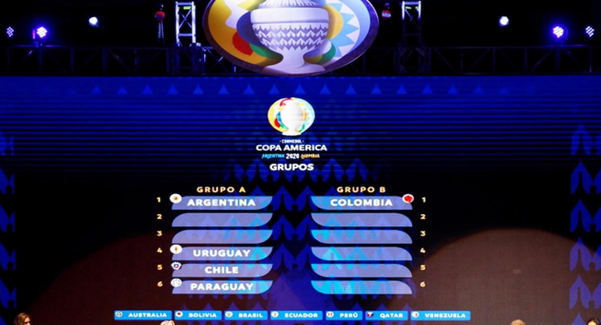 Στον «αέρα» η διεξαγωγή του Copa America