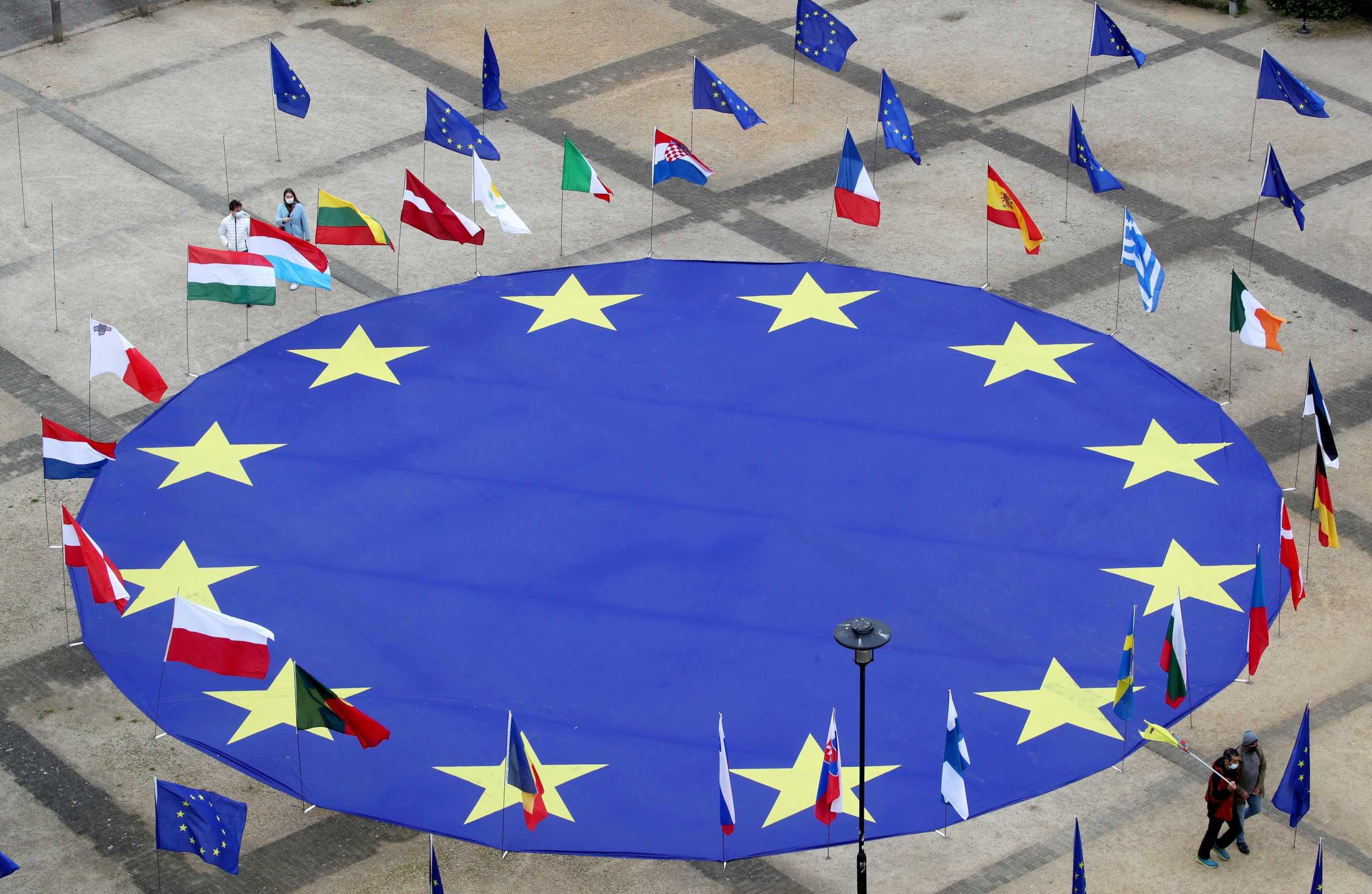 Eurogroup: Ανακάμπτει η οικονομία της Ευρωζώνης – «Θα φτάσει τα προ-πανδημίας επίπεδα μέσα στο 2022»