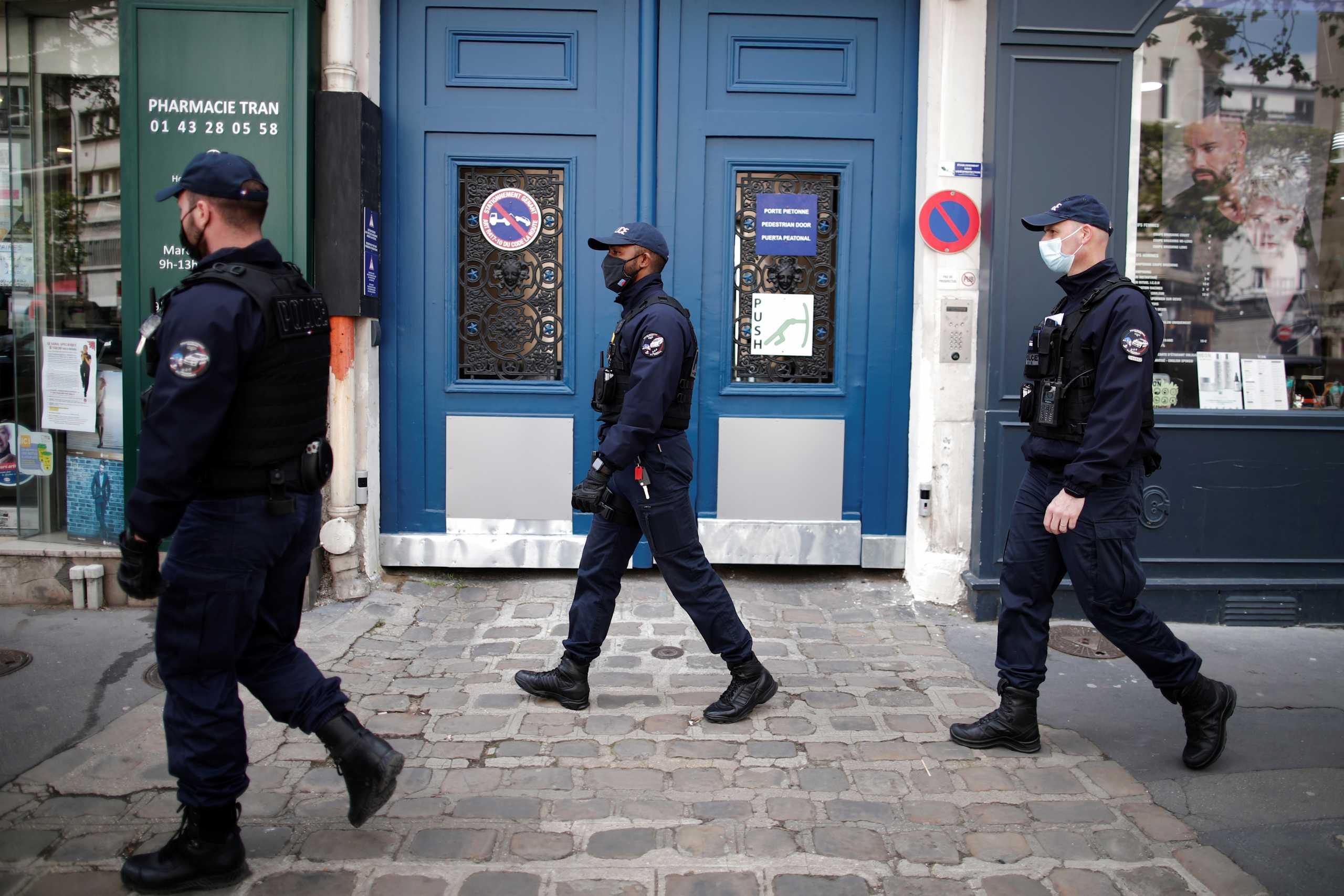Γαλλία: Ντου της Αστυνομίας σε πάρτι 400 ατόμων
