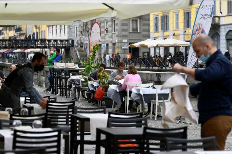 Ιταλία: 1.901 νέα κρούσματα κορονοϊού και 69 νεκροί – Astrazeneca μόνο για πολίτες 60 ετών και άνω