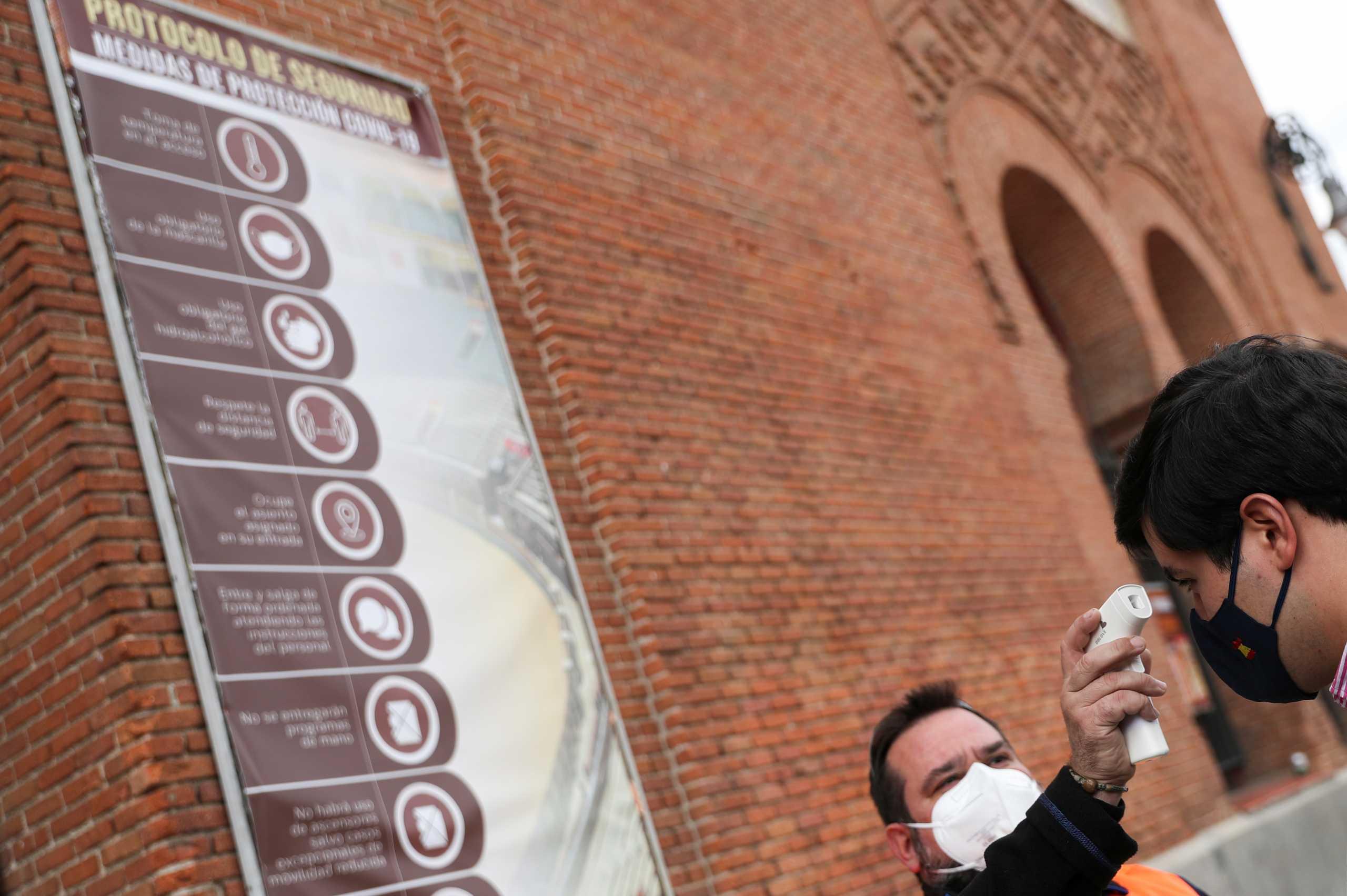 Κορονοϊός: Ανησυχία για την εξάπλωση της ινδικής μετάλλαξης στην Ευρώπη