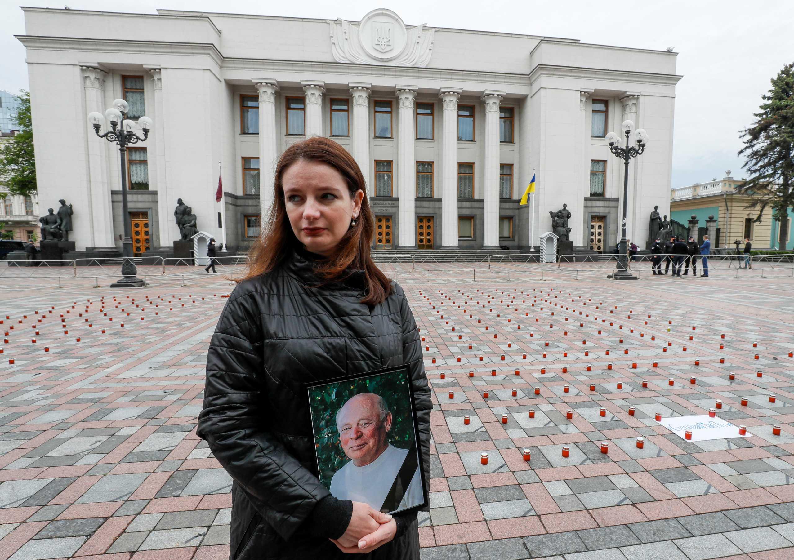 Ουκρανία: Απέτυχαν με τον κορονοϊό και απομακρύνονται οι υπουργοί Υγείας και Οικονομικών