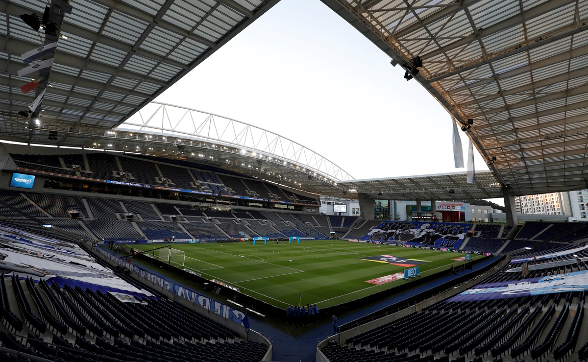 Προς «Ντραγκάο» οδεύει ο τελικός του Champions League