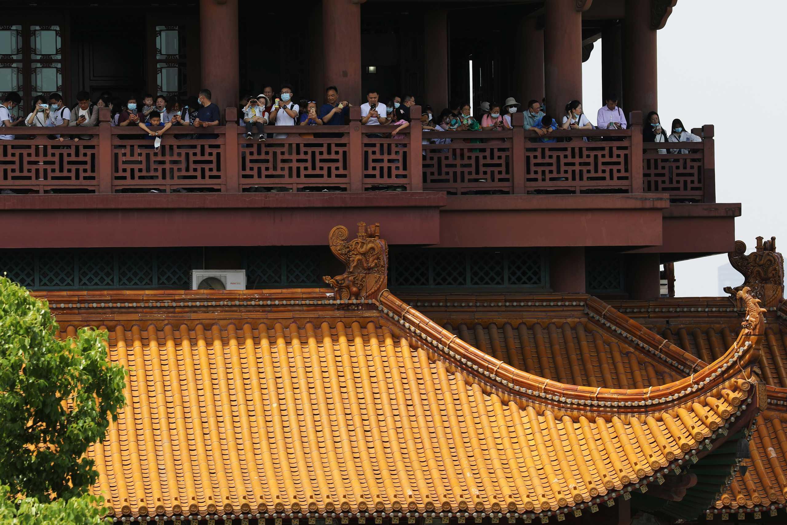 Μετά τον κορονοϊό… ανεμοστρόβιλος χτύπησε την πόλη Γουχάν στην Κίνα