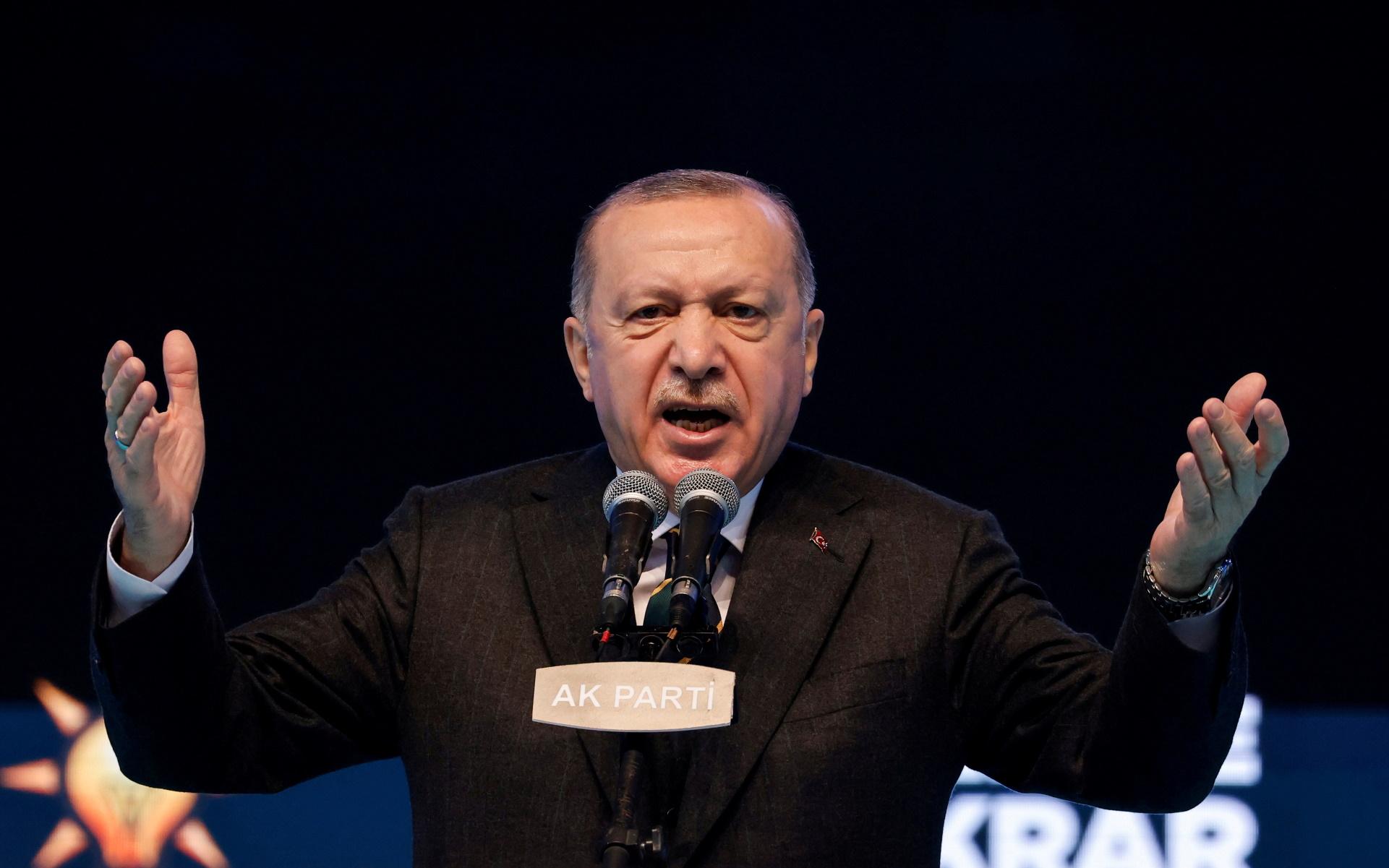 Ερντογάν: Ισορροπώντας μεταξύ Ρωσίας – Δύσης και ο «παράγοντας» Μπάιντεν