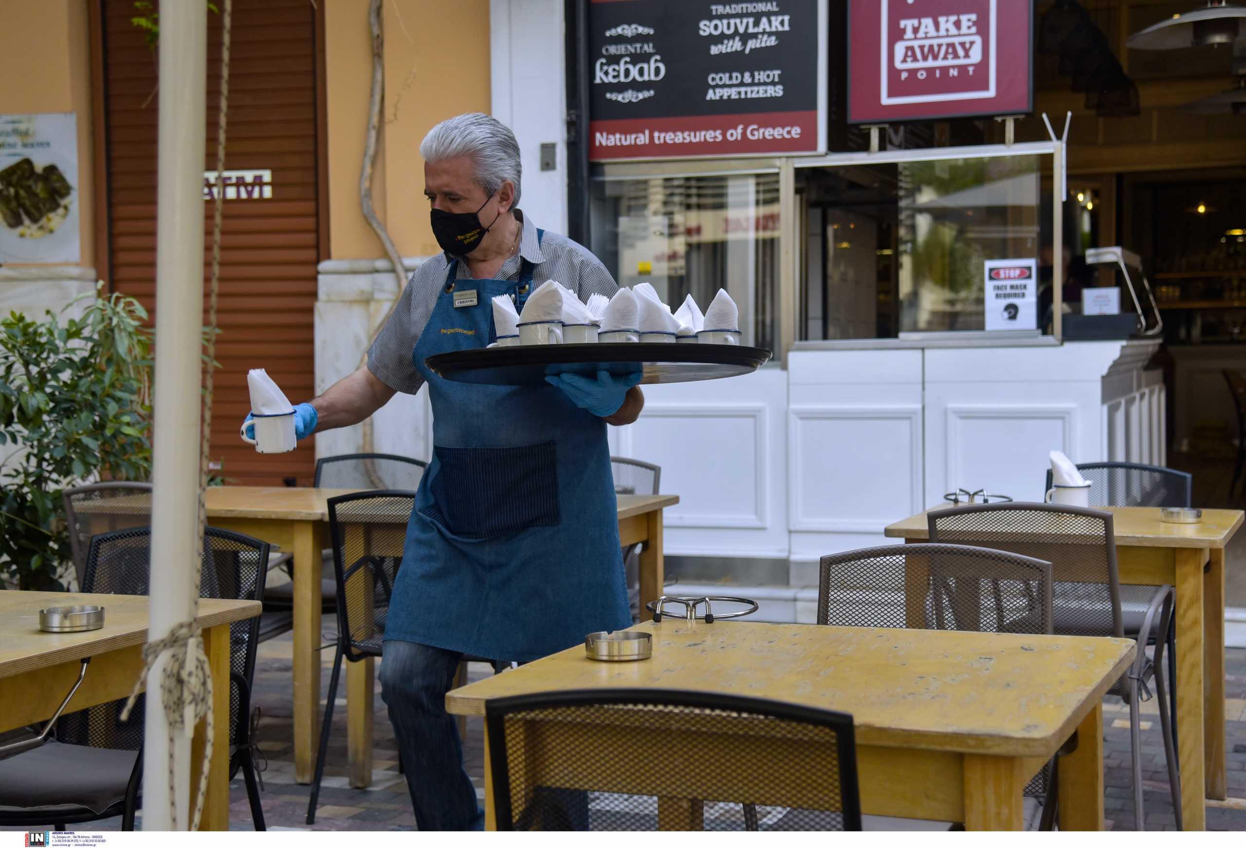 Κρήτη – Εστίαση: Το άνοιγμα σε Ηράκλειο και Χανιά – Τα τραπέζια ξανά στις θέσεις τους