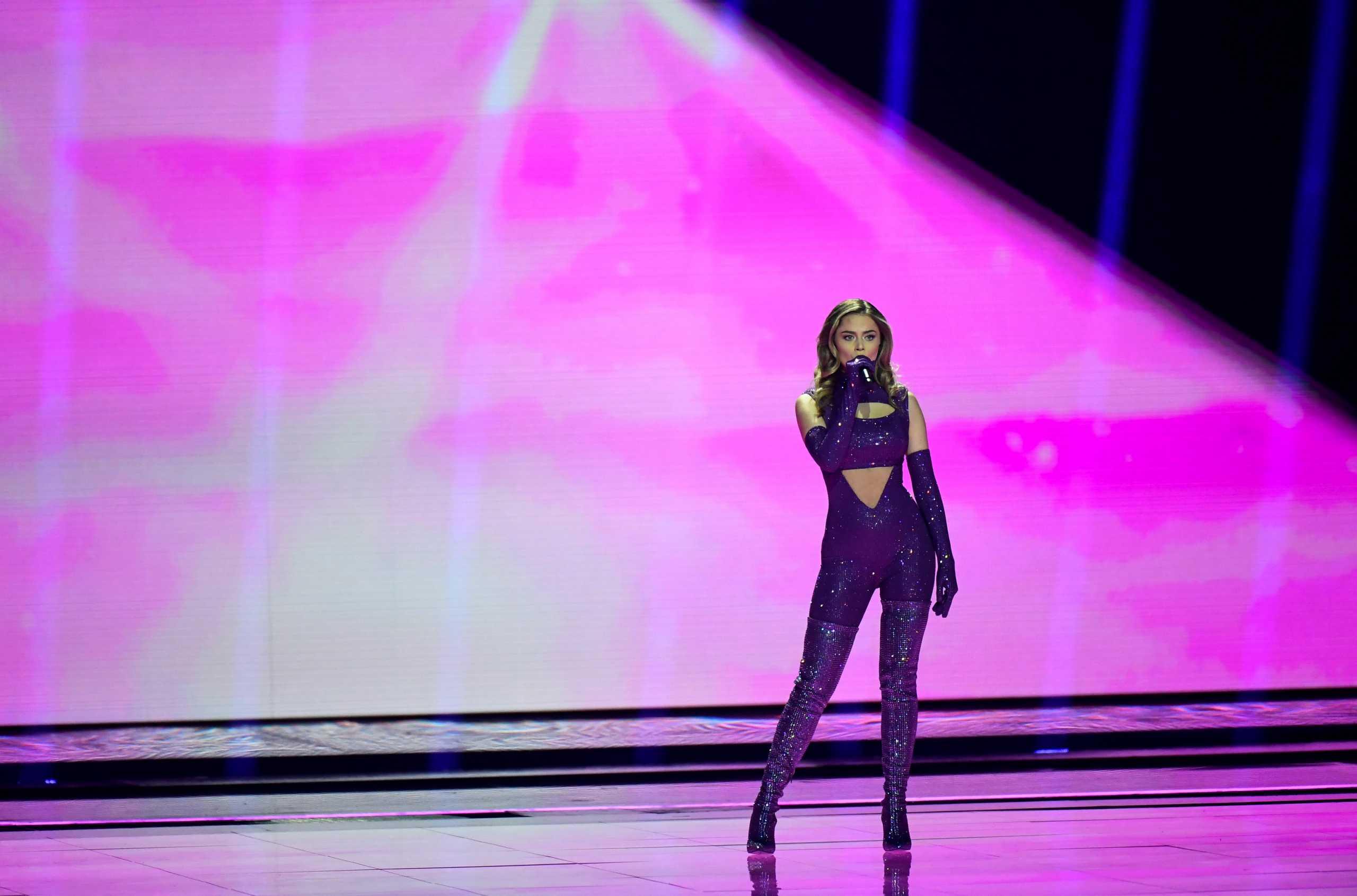 Eurovision 2021: Η Stefania έστειλε την Ελλάδα στον τελικό