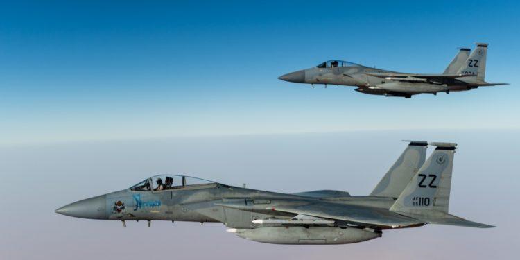 Γιατί τα F-15 είναι τα πιο επιτυχημένα,  μαχητικά των ΗΠΑ; (pics)
