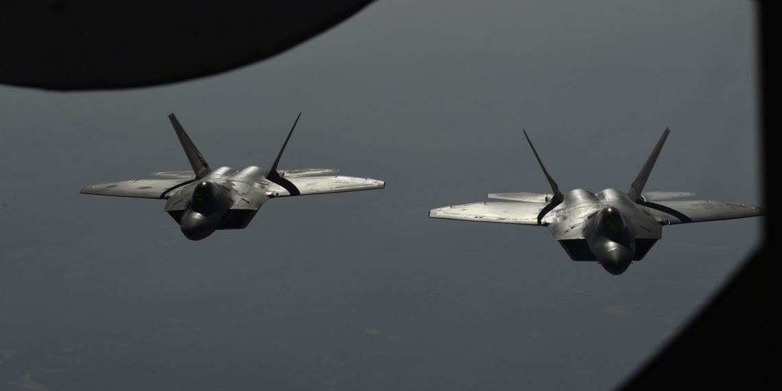 Γιατί οι ΗΠΑ έχουν απαγορεύσει με νόμο την πώληση των F-22;