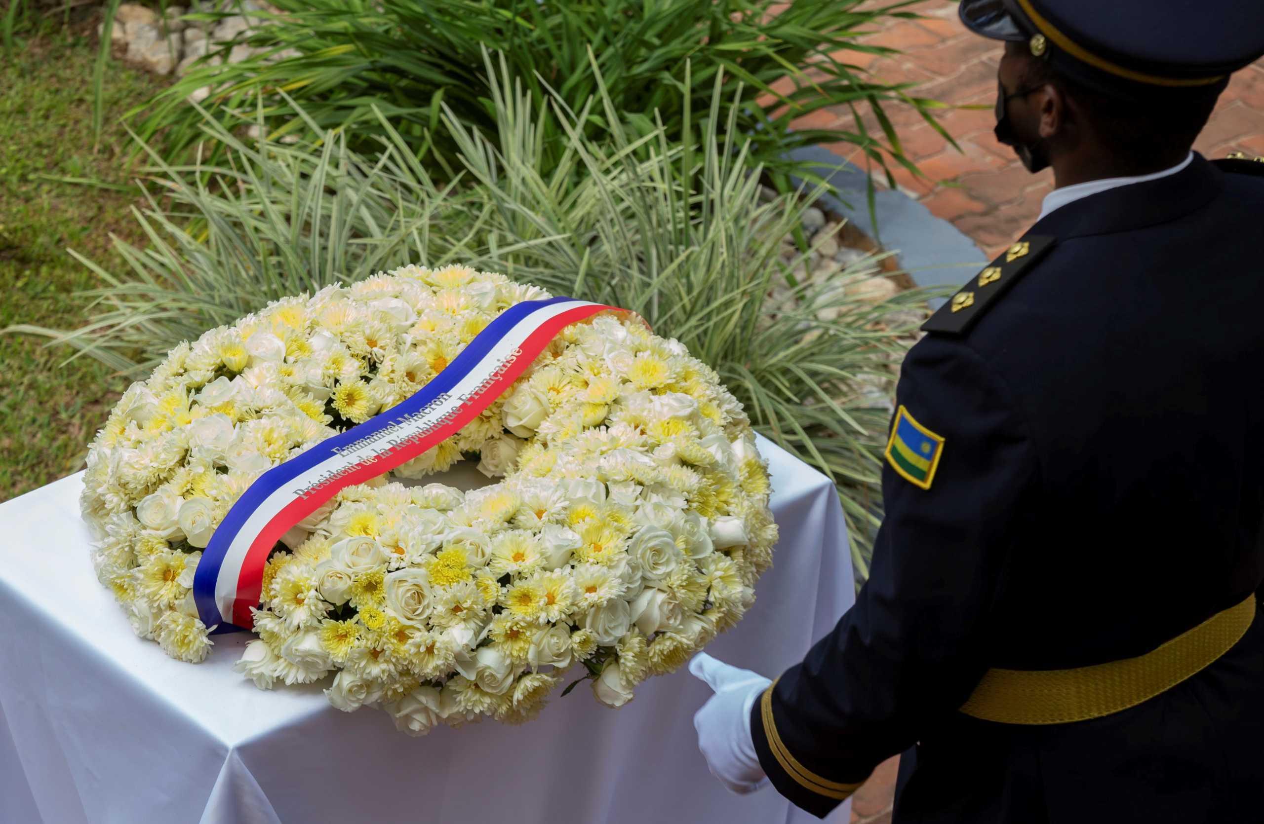 Αναγνώρισε ο Μακρόν τις ευθύνες της Γαλλίας στη γενοκτονία στην Ρουάντα