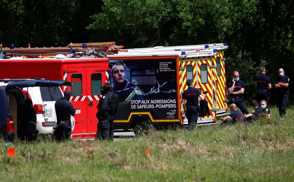 Γαλλία: Νεκρός ο δράστης της επίθεσης με μαχαίρι – Σε κρίσιμη κατάσταση το θύμα του