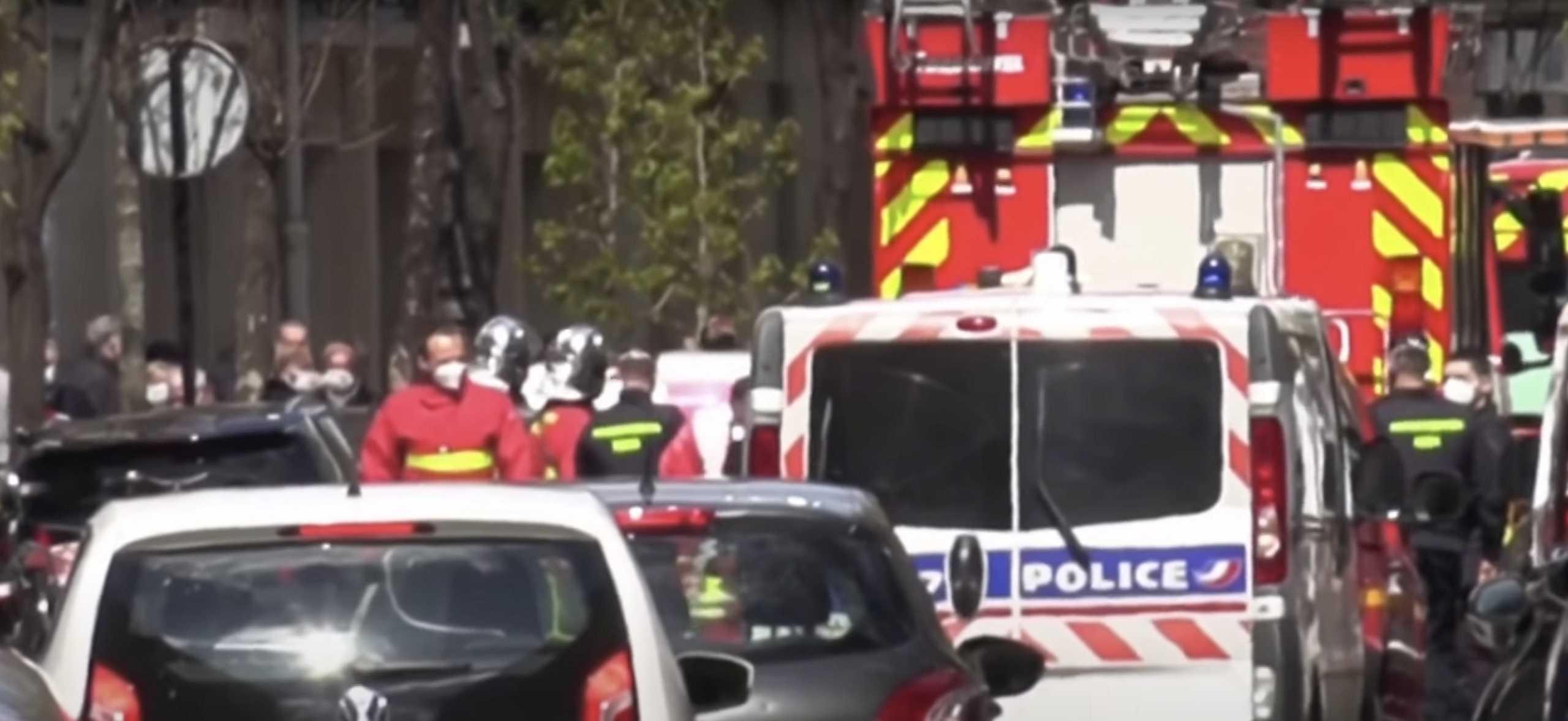 Γαλλία: Ανθρωποκυνηγητό για να βρεθεί ο απόστρατος που άνοιξε πυρ κατά αστυνομικών