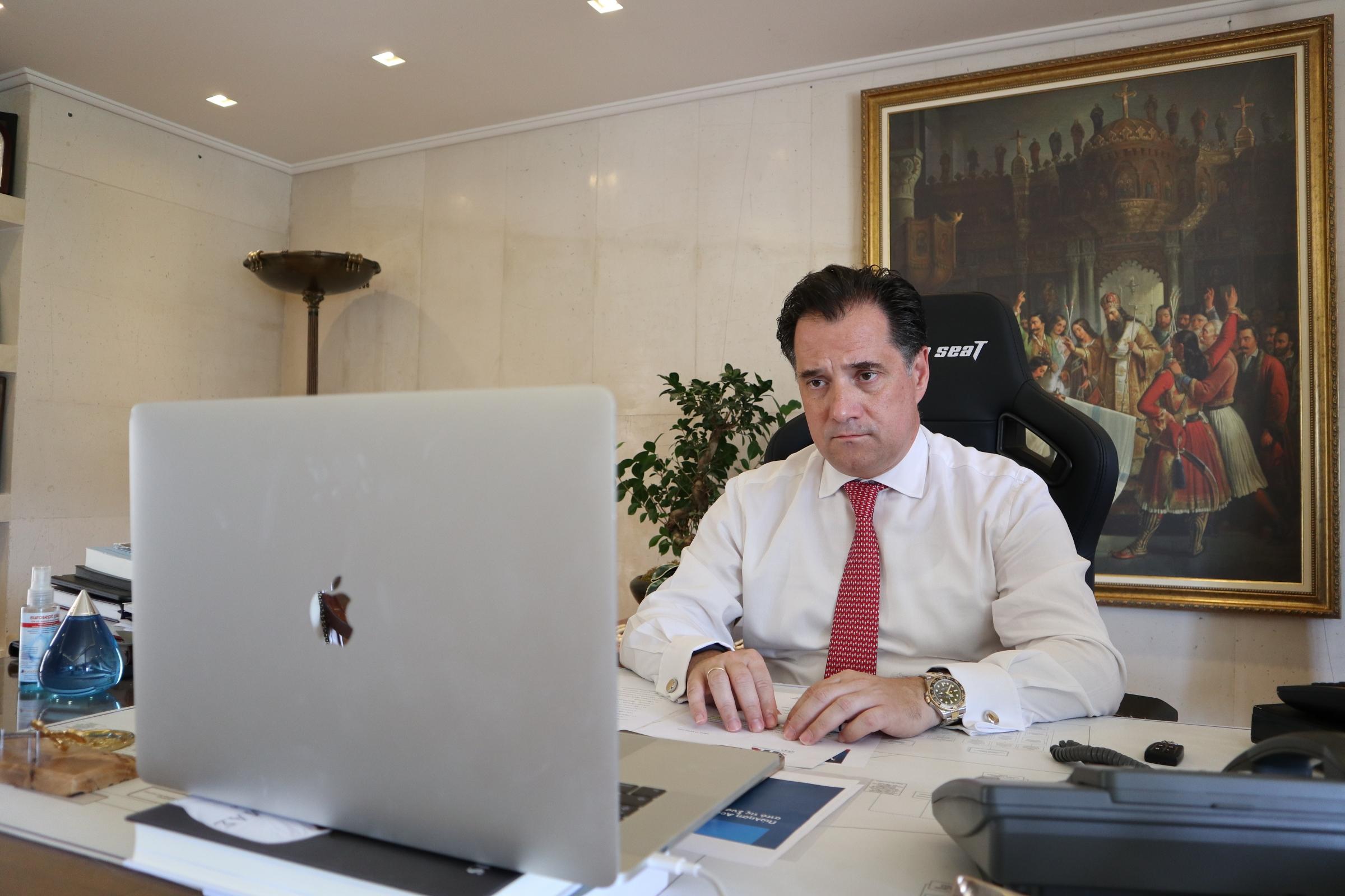 Γεωργιάδης για την επένδυση στο Ελληνικό: Η μεταβίβαση θα γίνει μέσα στις επόμενες μέρες