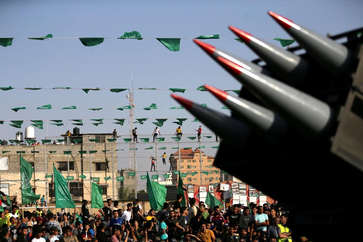 Οι μυστικές διαδρομές χρήματος και όπλων ανάμεσα σε Τουρκία, Λιβύη και Χαμάς