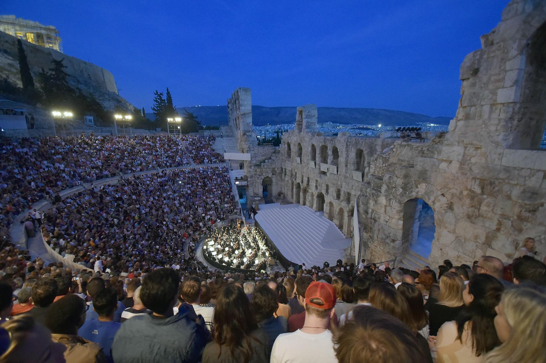 Φεστιβάλ Αθηνών – Επιδαύρου: Πάνω από 80 καλοκαιρινές παραστάσεις και συναυλίες