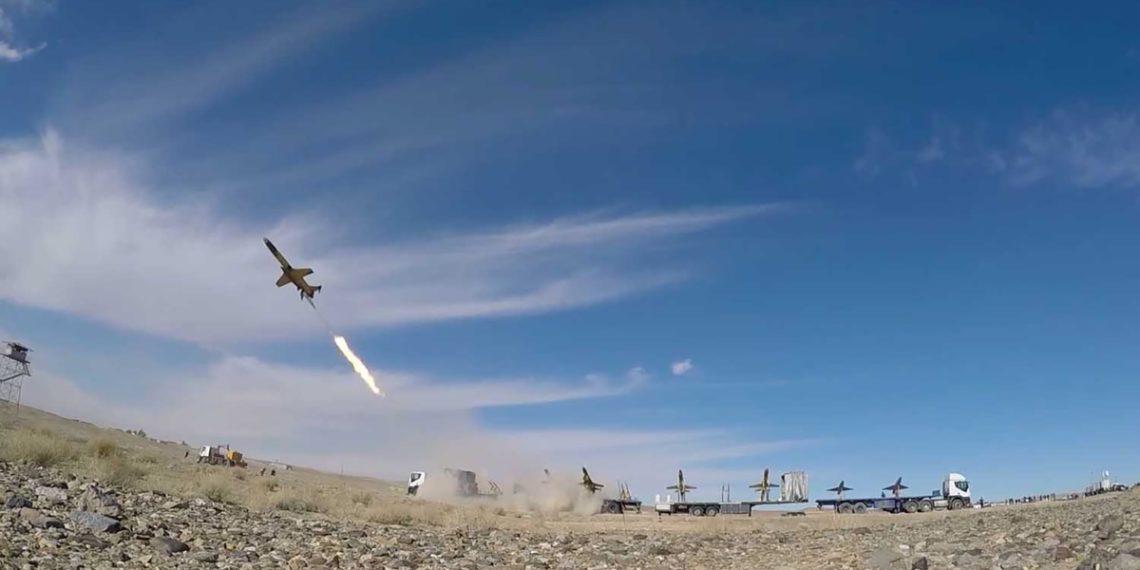 Ιράν: Παρουσίασενέους αντιαεροπορικούς πυραύλους και το drone «Γάζα» λόγω της…εκεχειρίας! [pics]