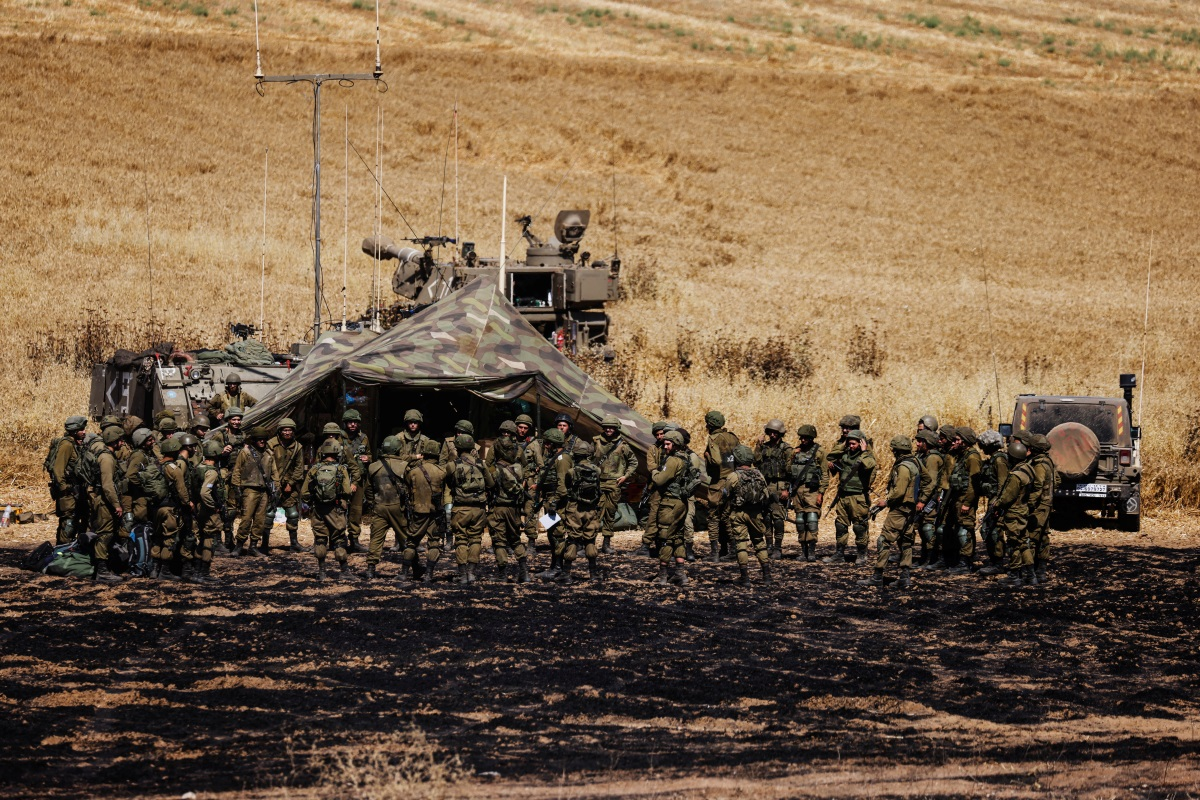 Γερμανία: Τρομοκρατικές οι επιθέσεις της Χαμάς – Το Ισραήλ έχει δικαίωμα στη νόμιμη άμυνα