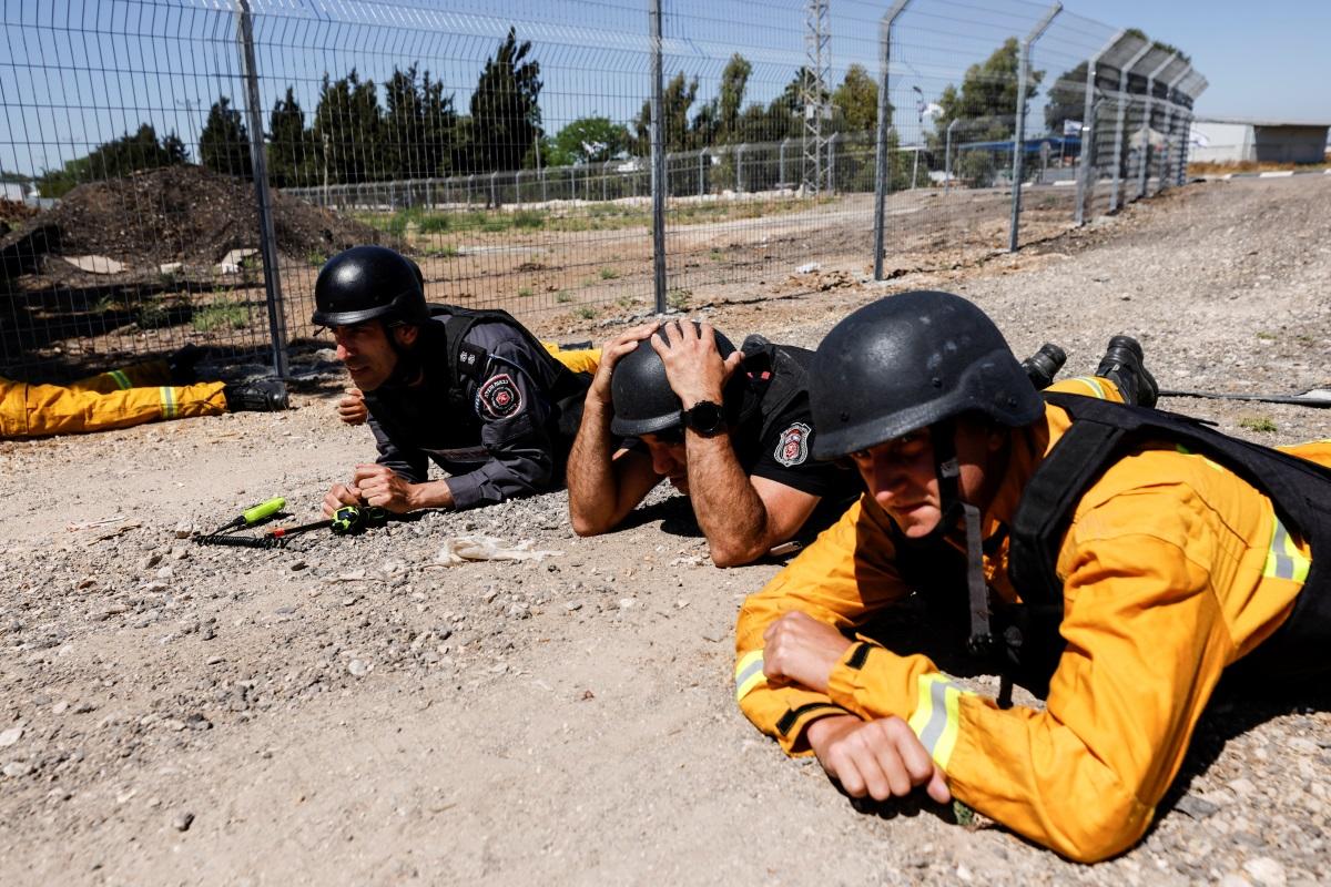 Νέα επίθεση από τη Γάζα την ώρα που έφτανε ανθρωπιστική βοήθεια προς τους Παλαιστίνιους