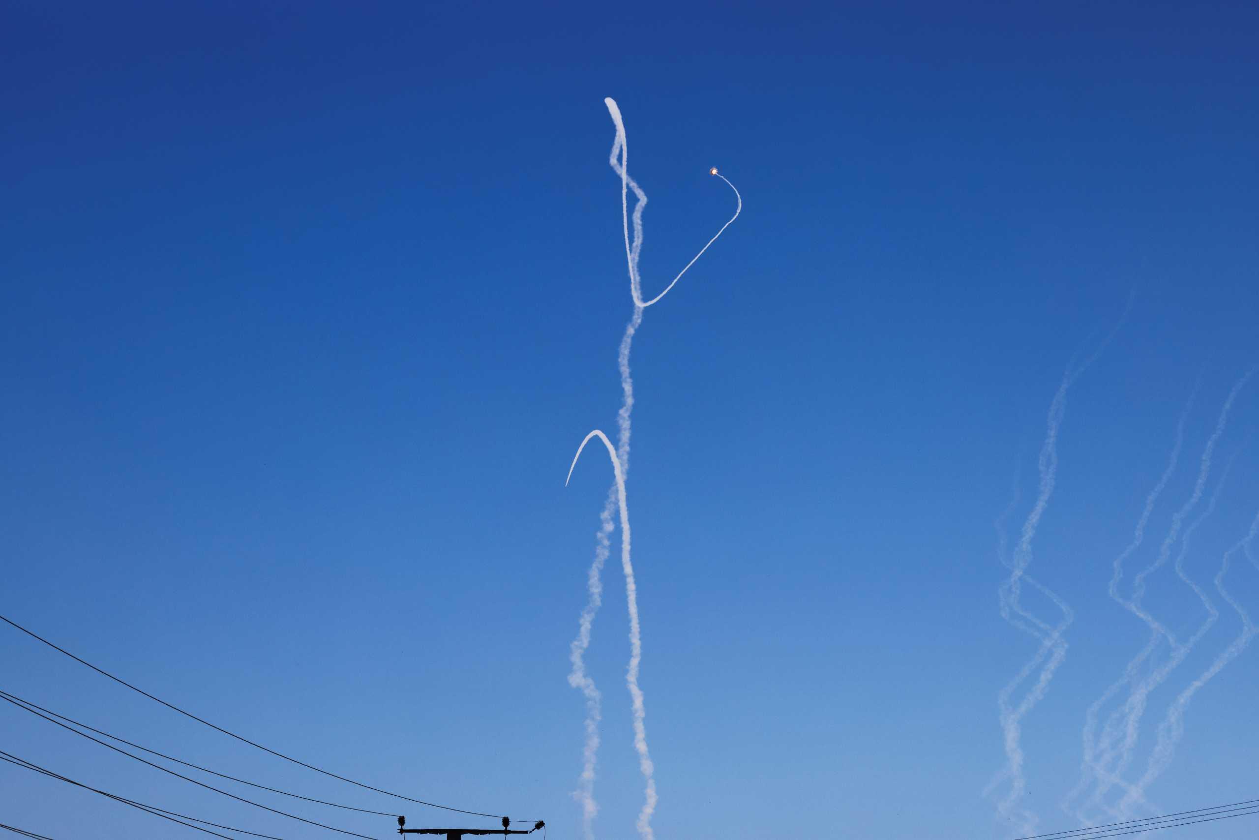 Δύο νεκροί στο Ισραήλ από ρουκέτες από τη Γάζα