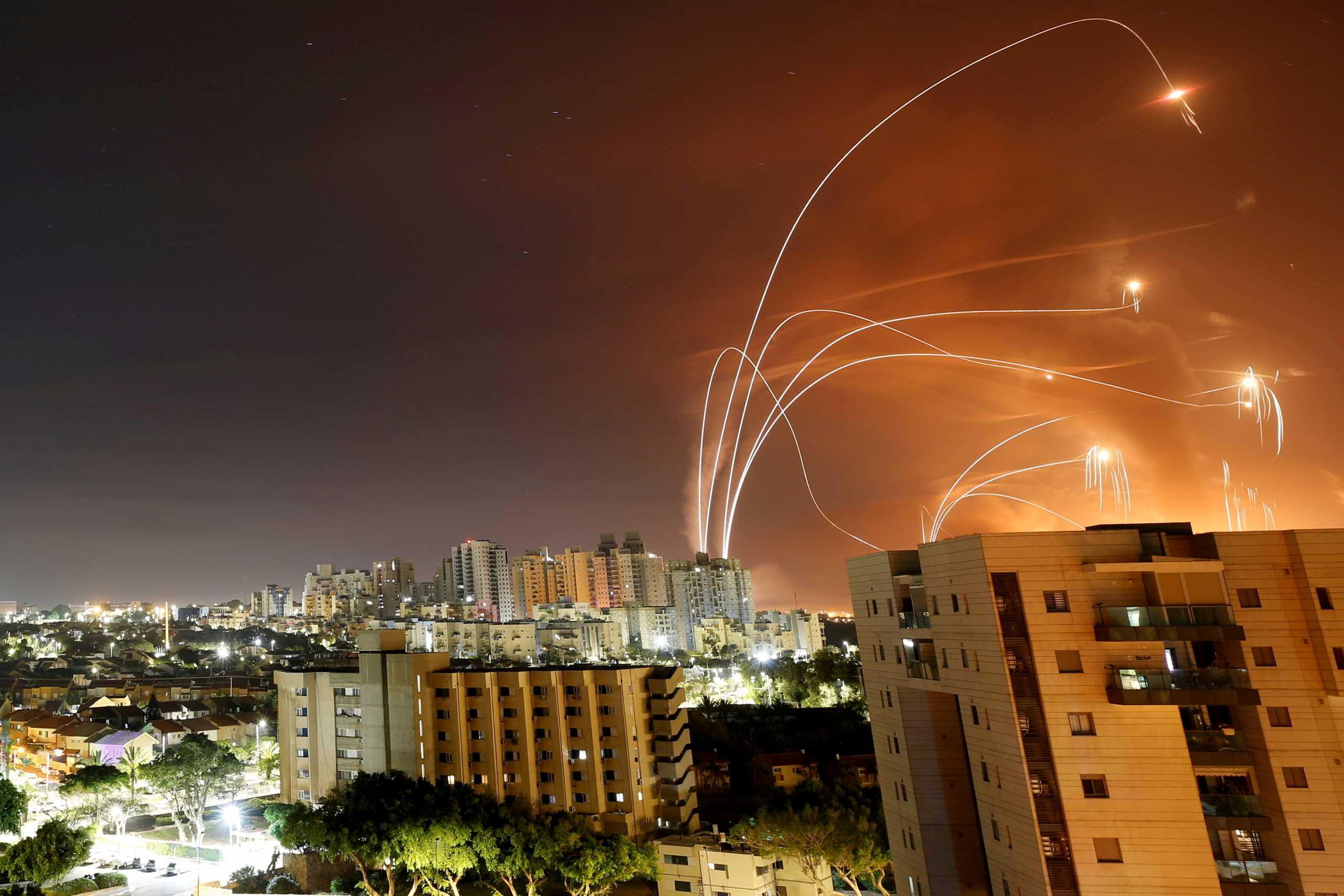 Τα μπαλόνια από τη Γάζα έφεραν νέο βομβαρδισμό από το Ισραήλ