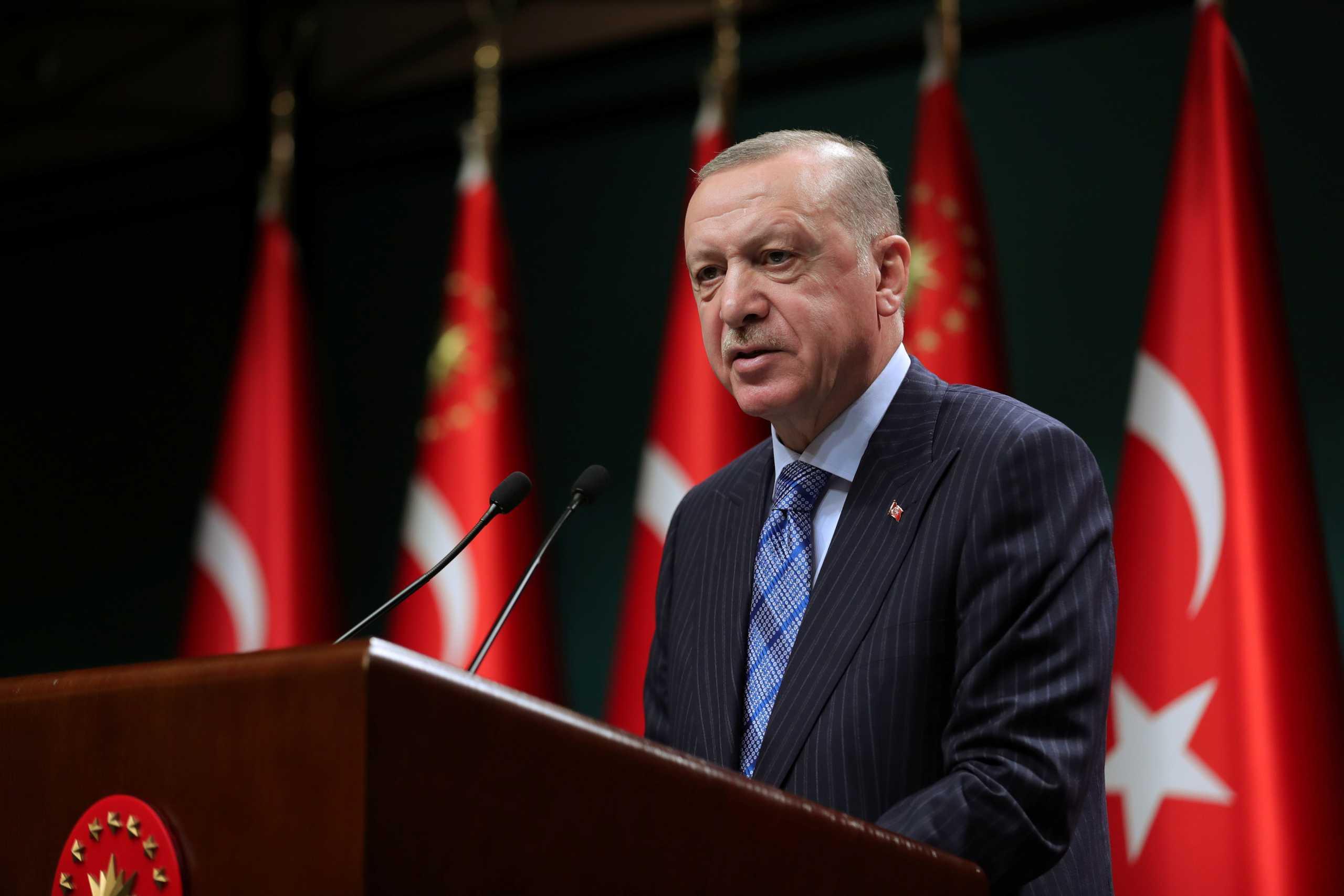 Προκαλεί ξανά ο Ερντογάν: «Μία από τις πιο λαμπρές νίκες μας η Άλωση της Κωνσταντινούπολης»