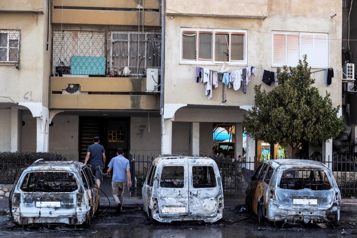Ισραήλ: «Πογκρόμ από Άραβες διψασμένους για αίμα» στην πόλη Λοντ καταγγέλλει ο Πρόεδρος Ρίβλιν