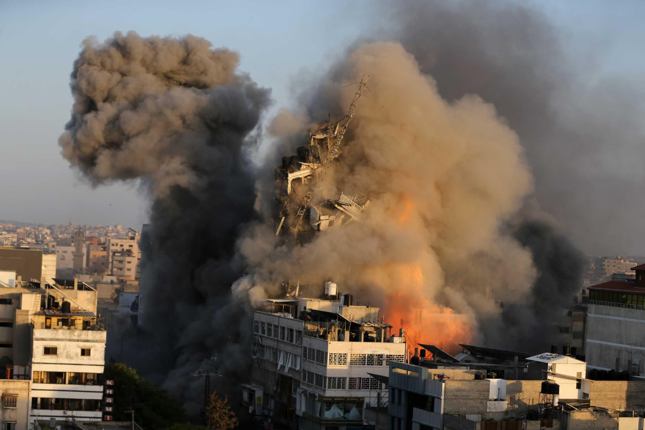 Μέση Ανατολή: Παγκόσμια ανησυχία και 59 νεκροί σε τρεις ημέρες στις πιο έντονες εχθροπραξίες των τελευταίων ετών