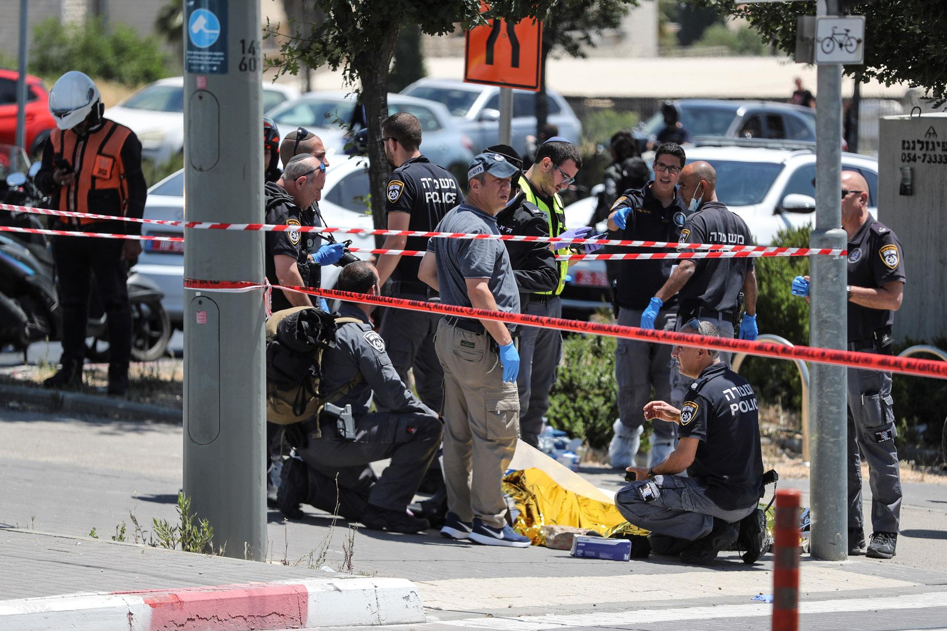 Ισραήλ: Ένα νεκρός παλαιστίνιος και δυο ισραηλινοί τραυματίες μετά από νέες συμπλοκές