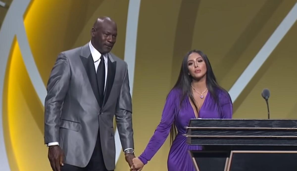 Βανέσα Μπράιαντ και Μάικλ Τζόρνταν έβαλαν τον Κόμπι στο Hall of Fame: «Δεν θα υπάρξει άλλος σαν κι αυτόν»