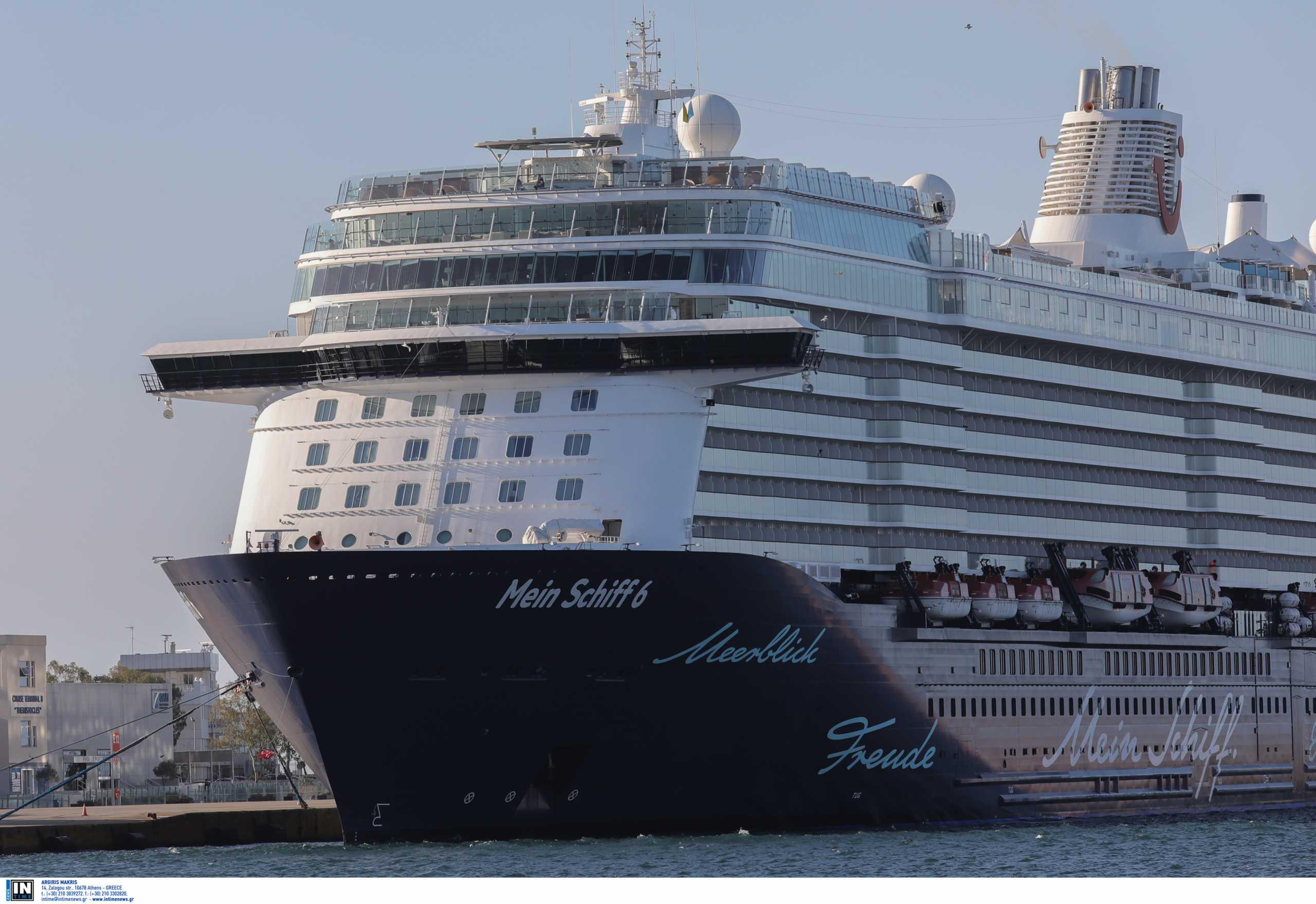 Κορκίδης: Πάνω από 40 κρουαζιερόπλοια θα επισκεφθούν 45 ελληνικά λιμάνια