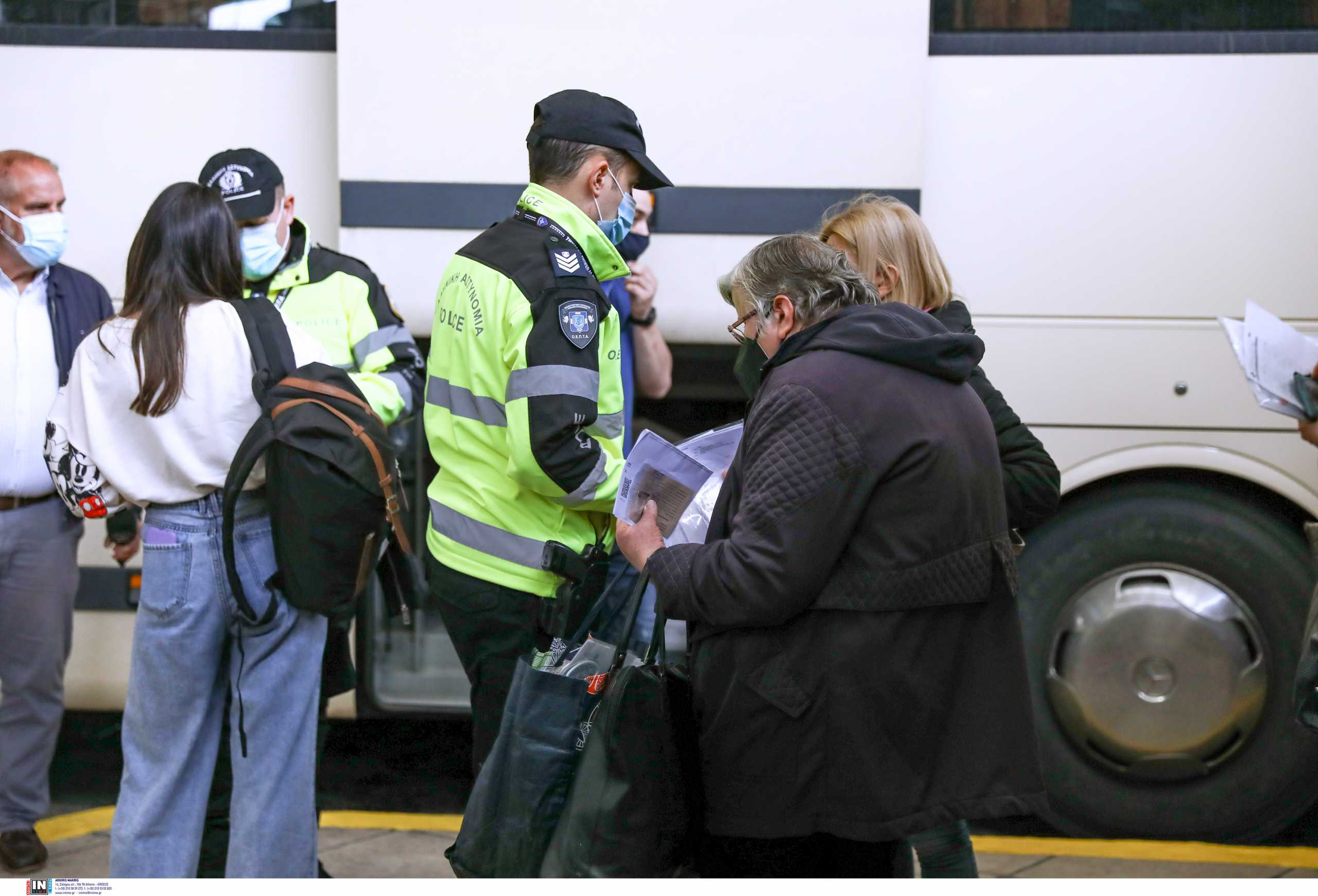 Λαμία: Ταξίδευε με το λεωφορείο και «έσβησε» ενώ έκαναν στάση