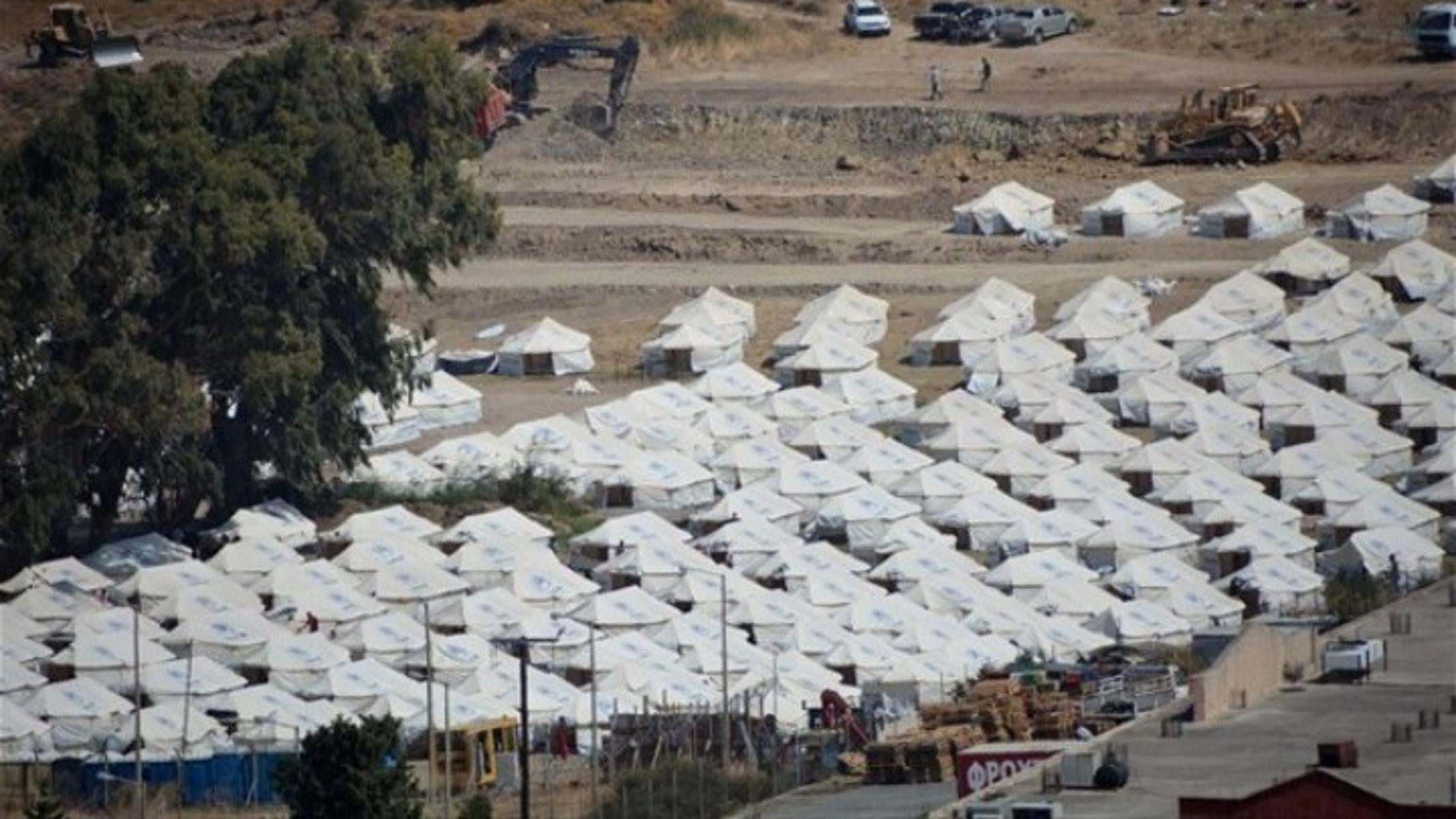 Κορονοϊός – Μυτιλήνη: Τι έδειξαν τα 6.000 rapid test στον καταυλισμό του Καρά Τεπέ