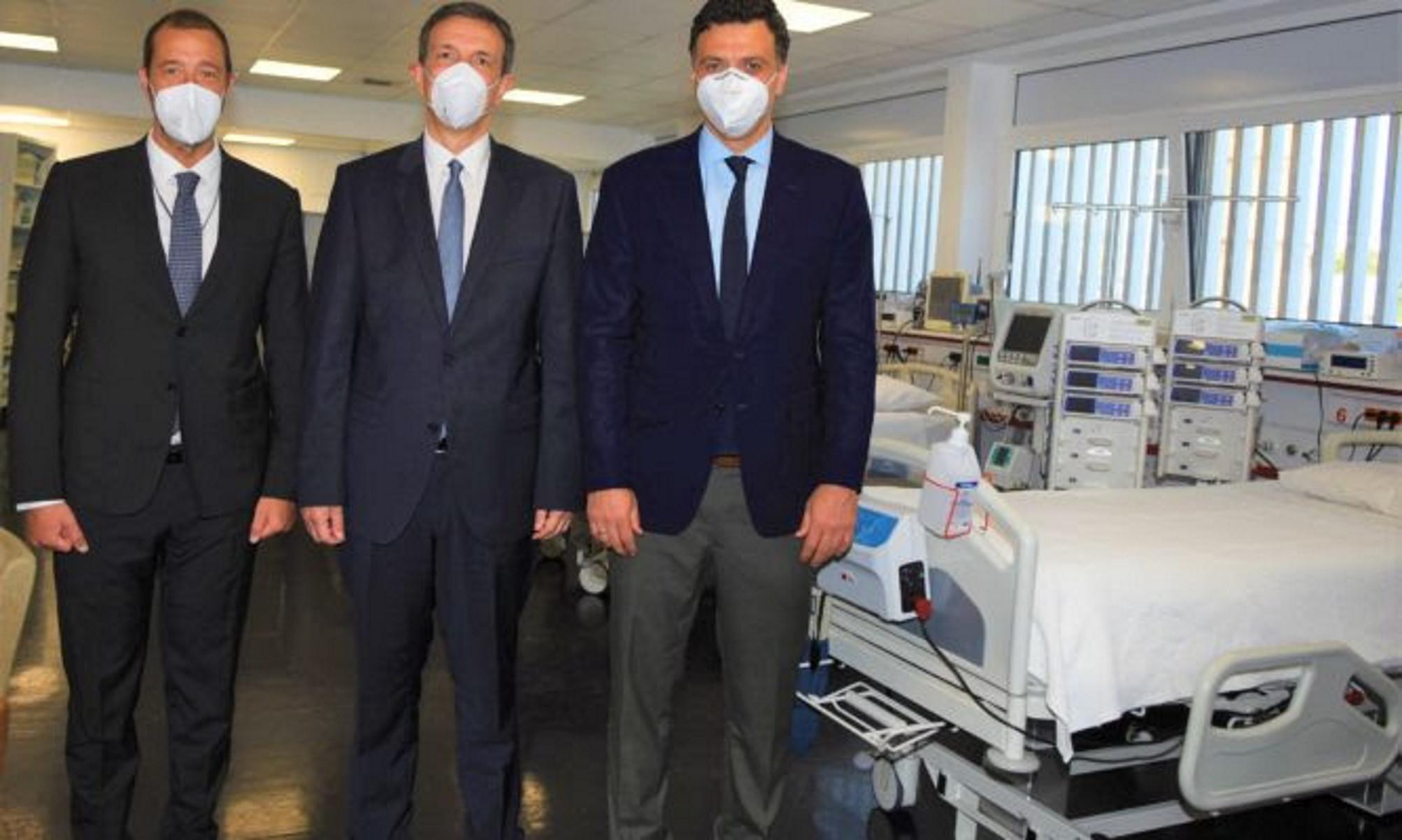 Κικίλιας: Εγκαινίασε τη νέα Καρδιοχειρουργική Εντατική Μονάδα (ΚΕΜ) στο Νοσοκομείο Παίδων